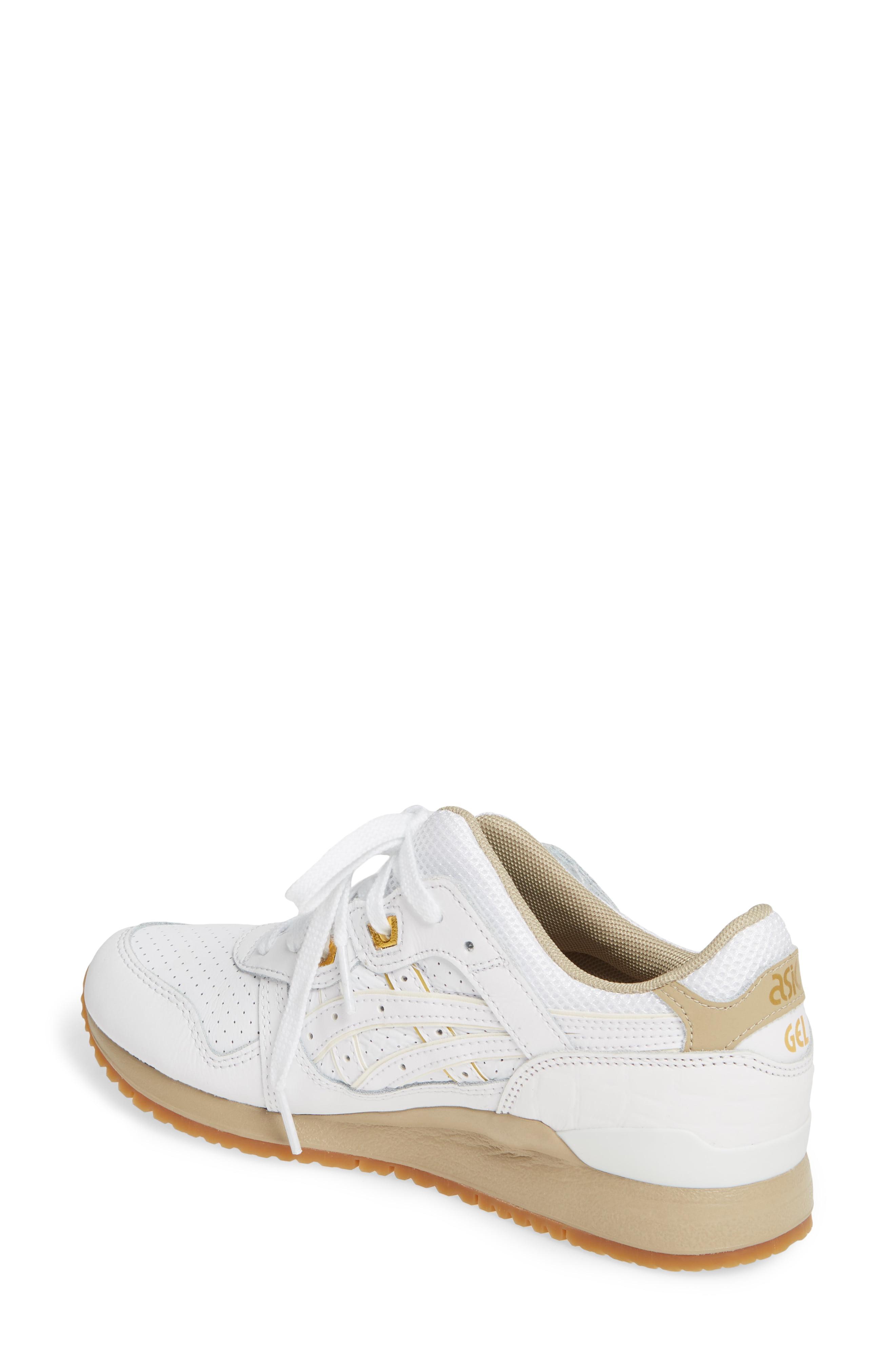 sports shoes b82d0 6e8c6 Lyst - Asics Asics 'gel-lyte Iii' Sneaker in White