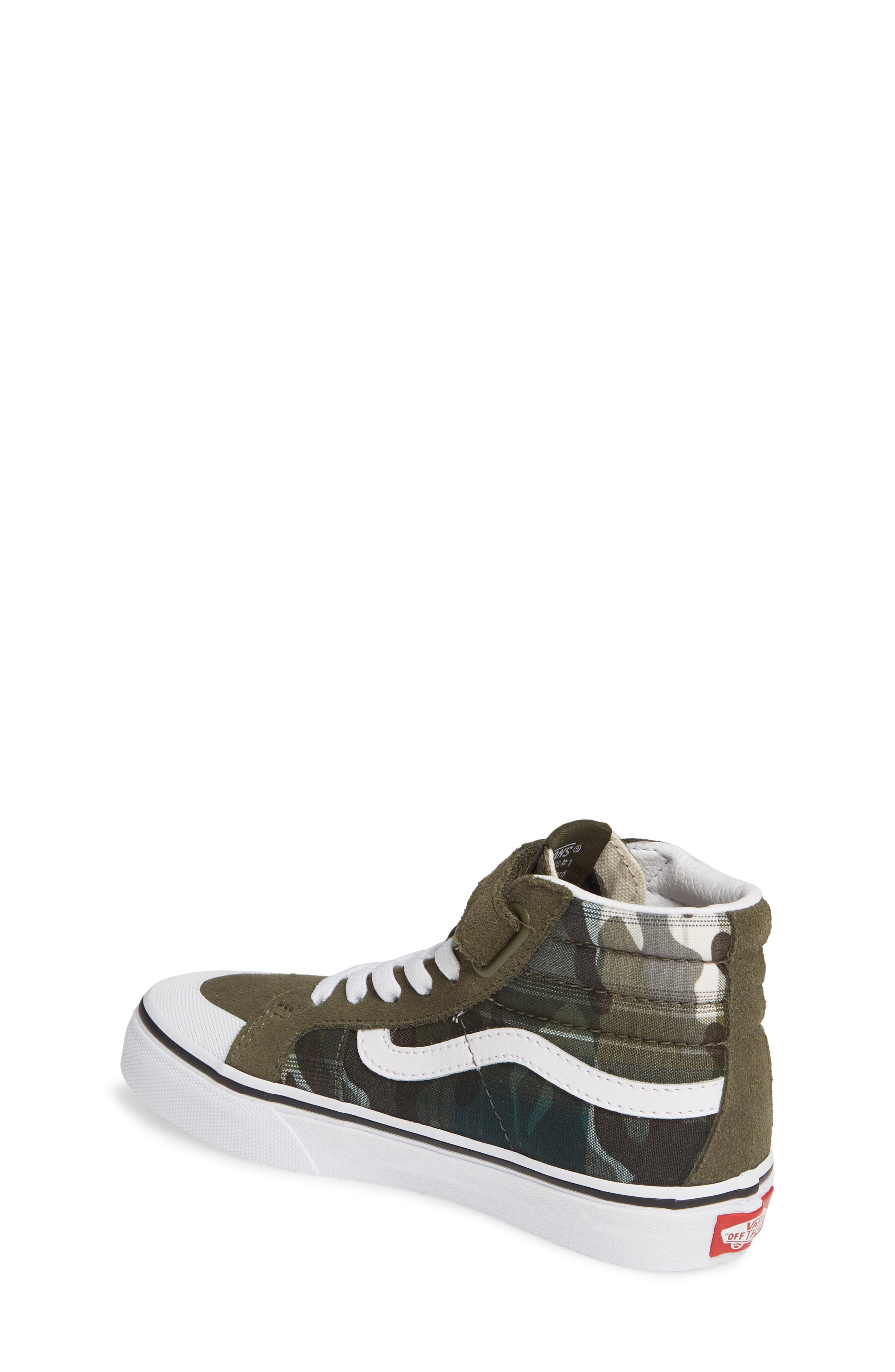959903d5312 Vans - Multicolor Sk8-hi Reissue 138 Sneaker - Lyst. View fullscreen
