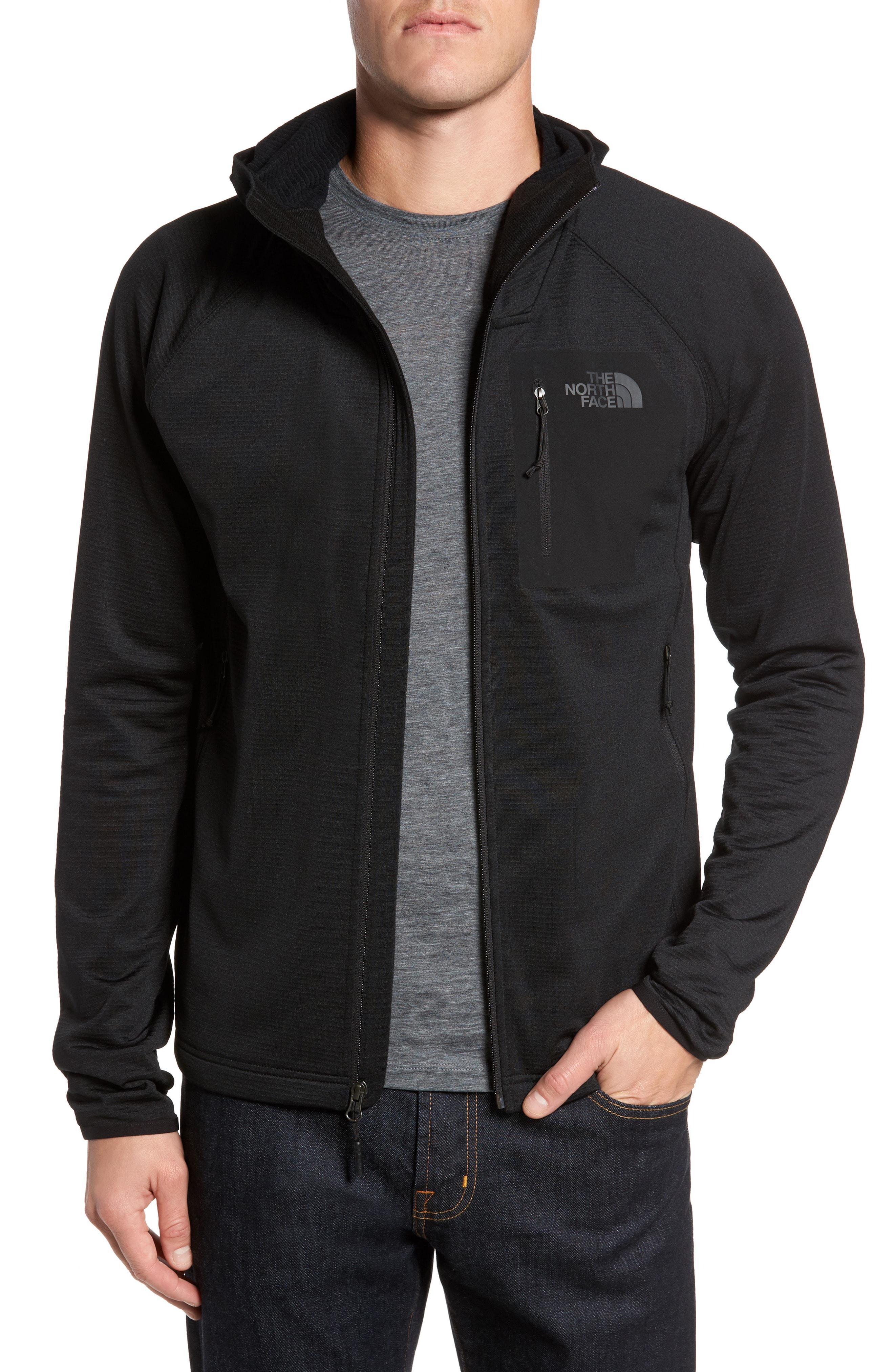 Lyst - The North Face Borod Zip Fleece Jacket in Green for Men 6e6771e82
