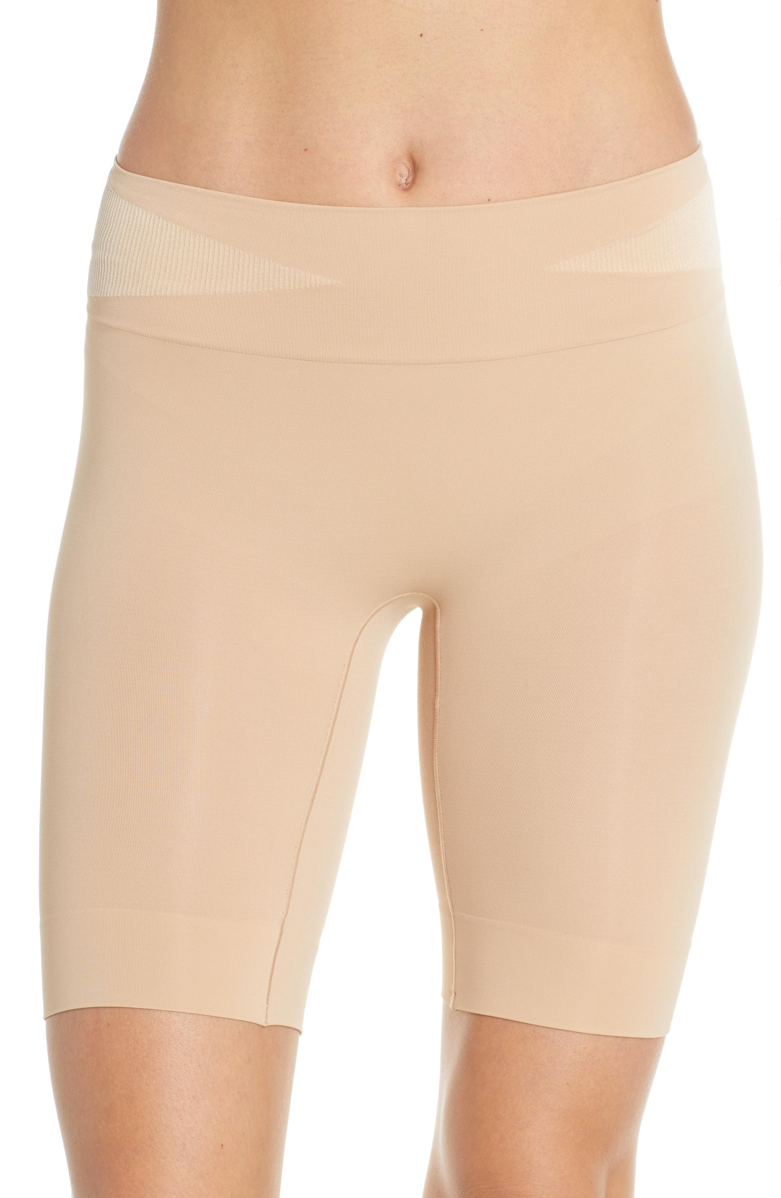 ef76d0fdf58 Lyst - Jockey Skimmies Cooling Slip Shorts in Natural