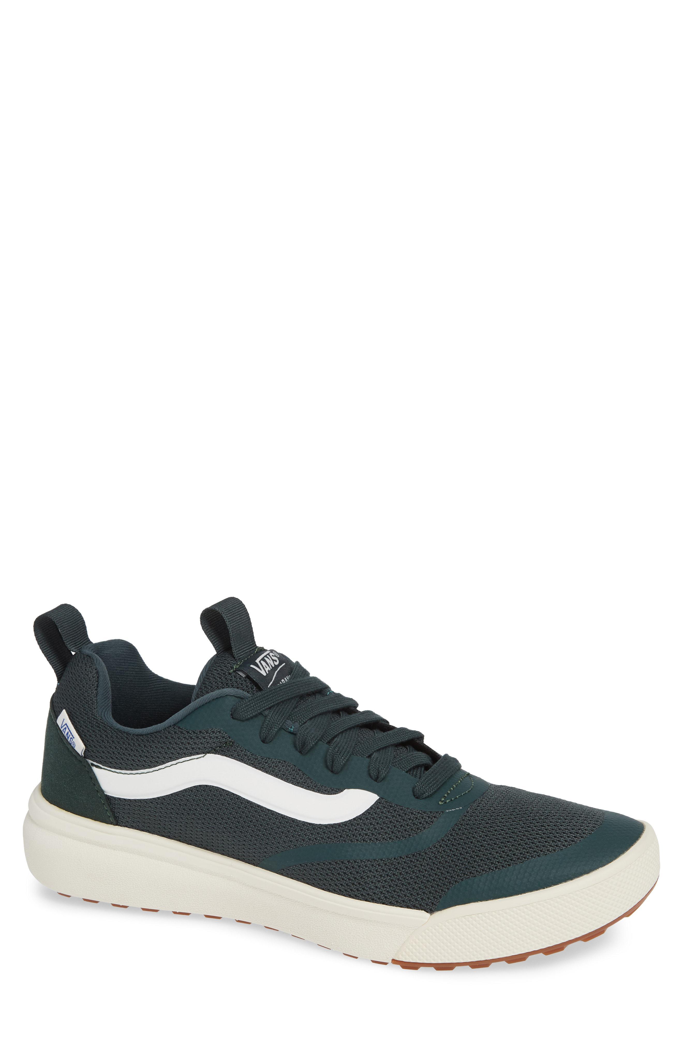 Lyst - Vans Ultrarange Rapidwield Sneaker in Green for Men 133ea3bc8