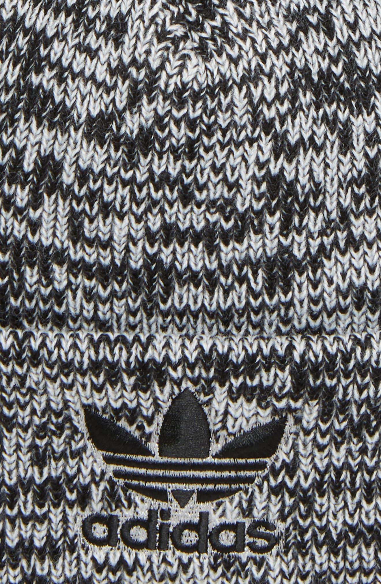 brand new 1c5da ba7d7 Adidas Originals - Blue Trefoil Beanie - - Lyst. View fullscreen