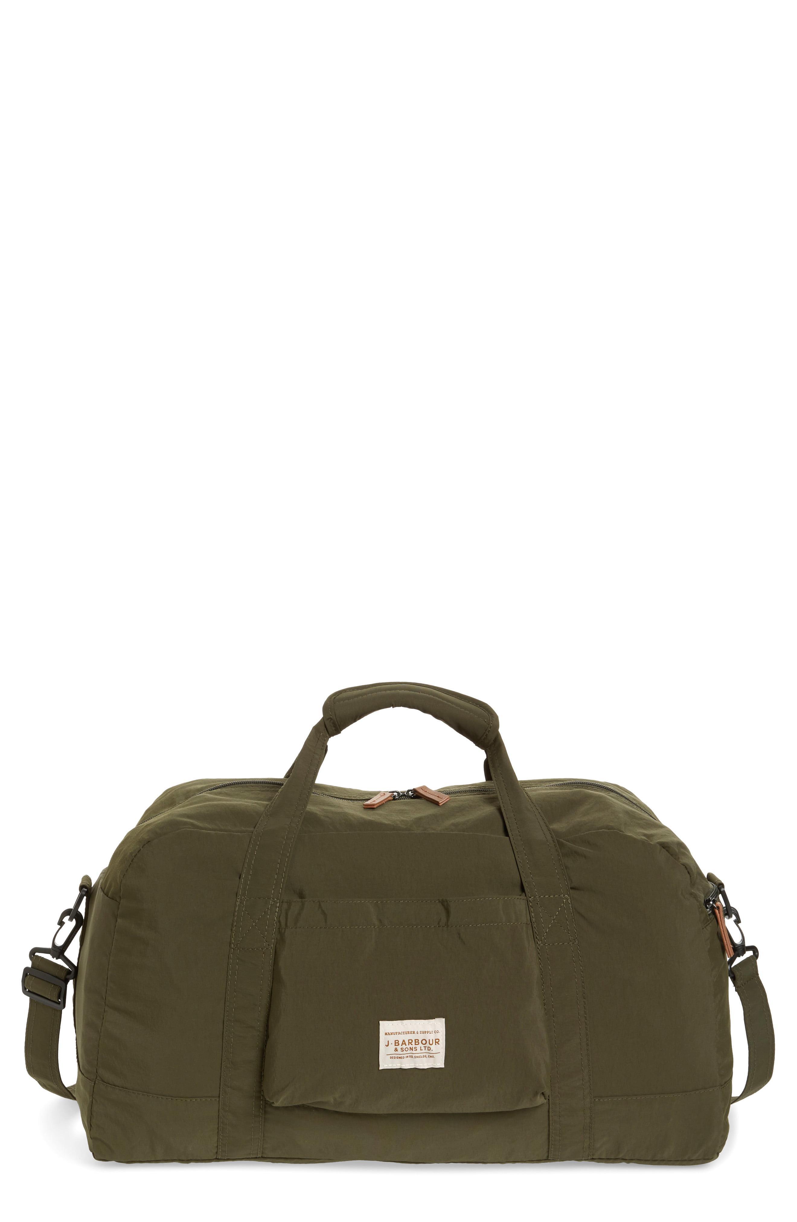 5959ab9d9e2ece Barbour. Women's Banchory Packable Duffle Bag -