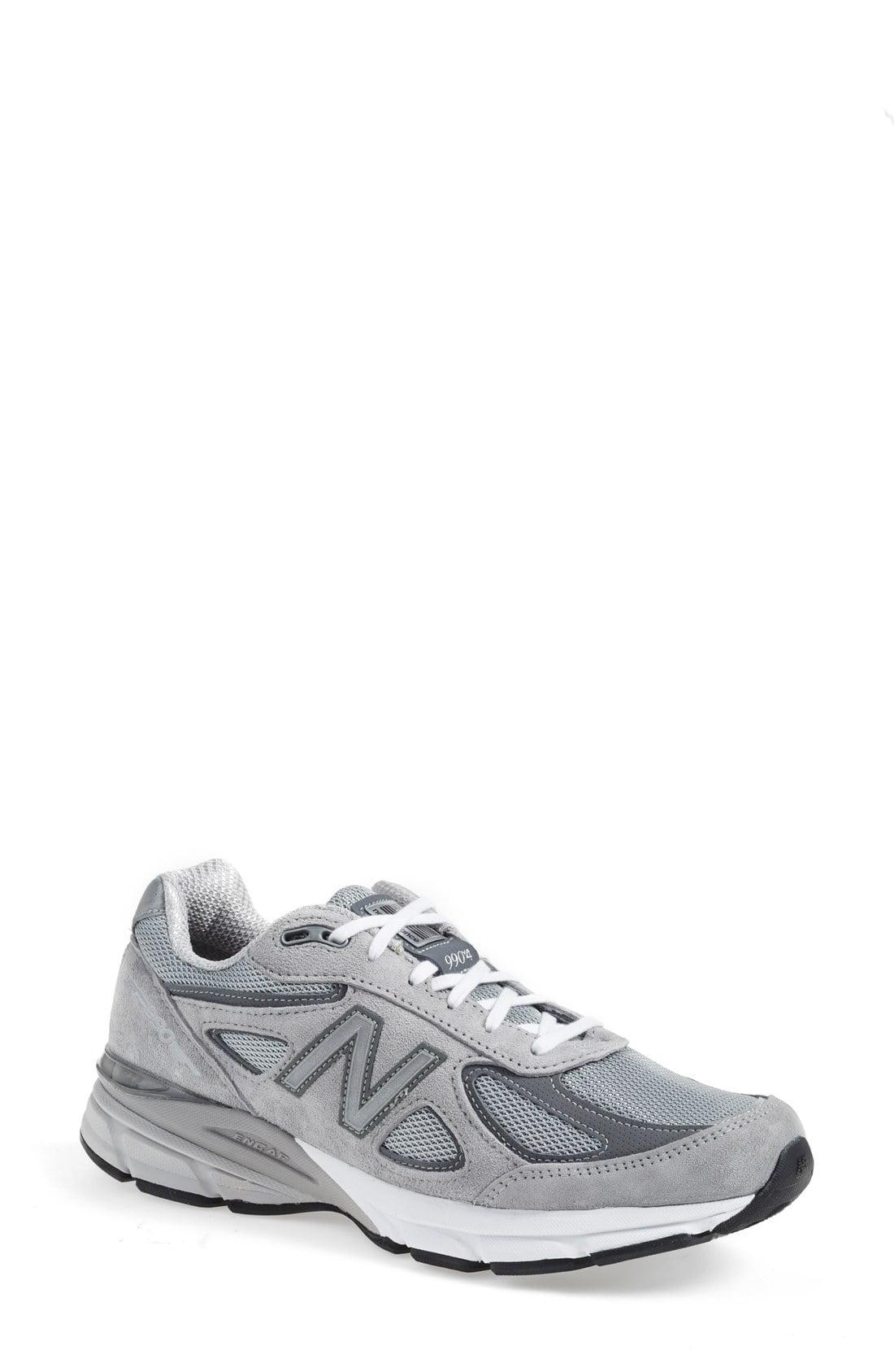 0183a2717db New Balance - Gray  990  Running Shoe for Men - Lyst. View fullscreen