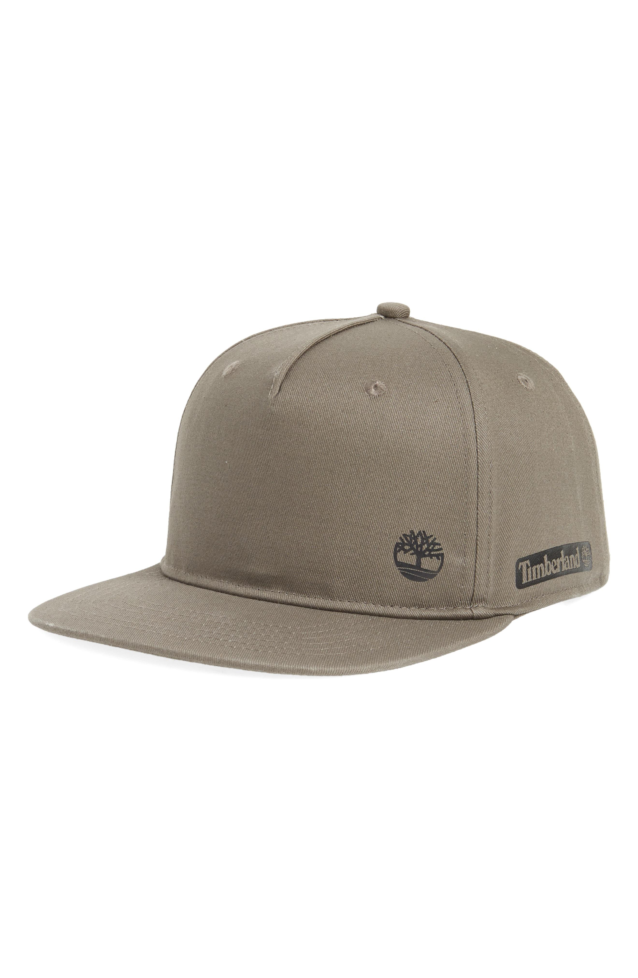 ff526351afc9 Lyst - Timberland Castle Hill Baseball Cap in Gray for Men