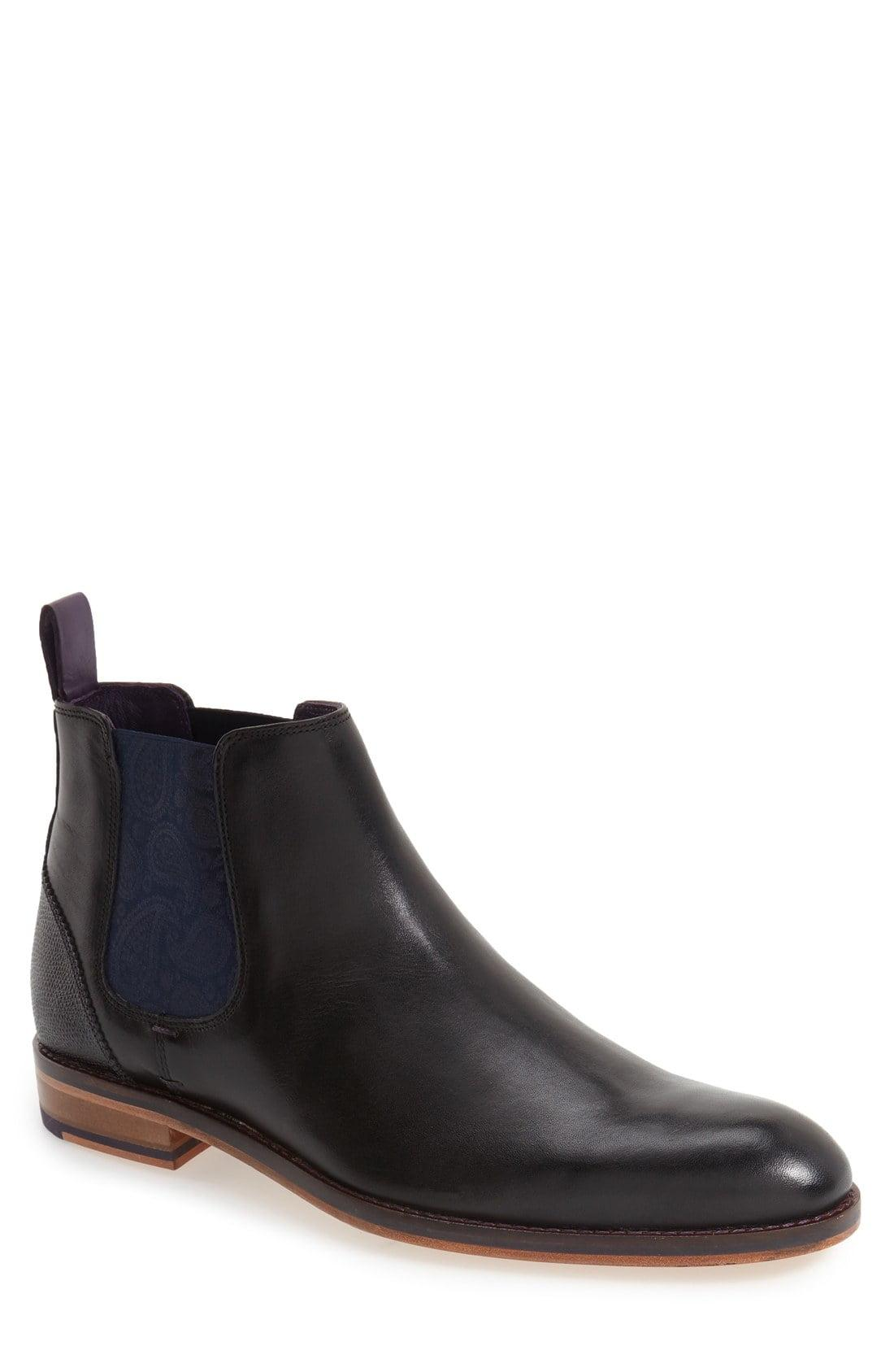 7e35f3d47 Lyst - Ted Baker  camroon 4  Chelsea Boot in Black for Men - Save 53%