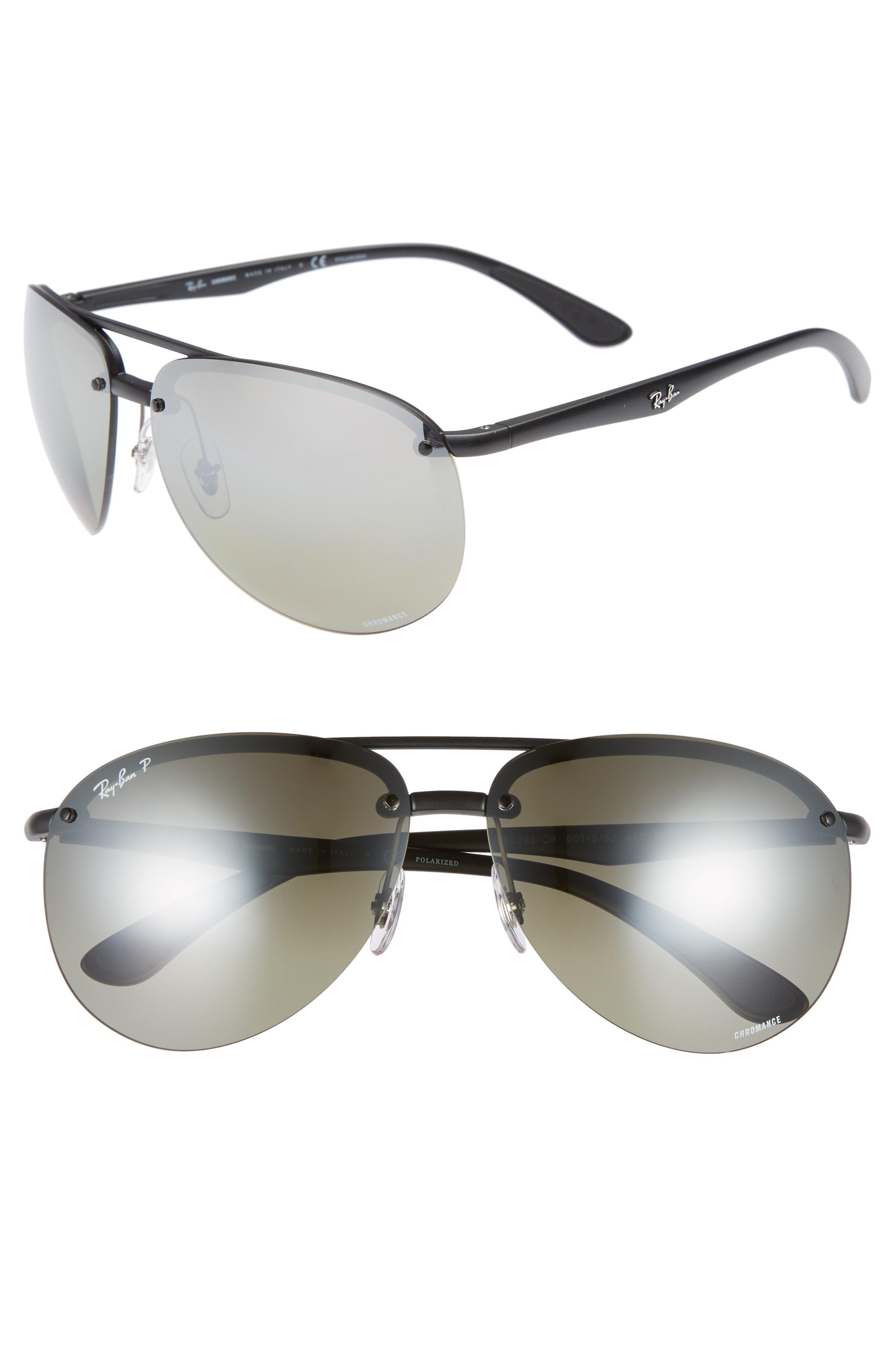 09b07d8779a Gallery. Previously sold at  Nordstrom · Men s Ray Ban General Men s Cat  Eye Sunglasses ...
