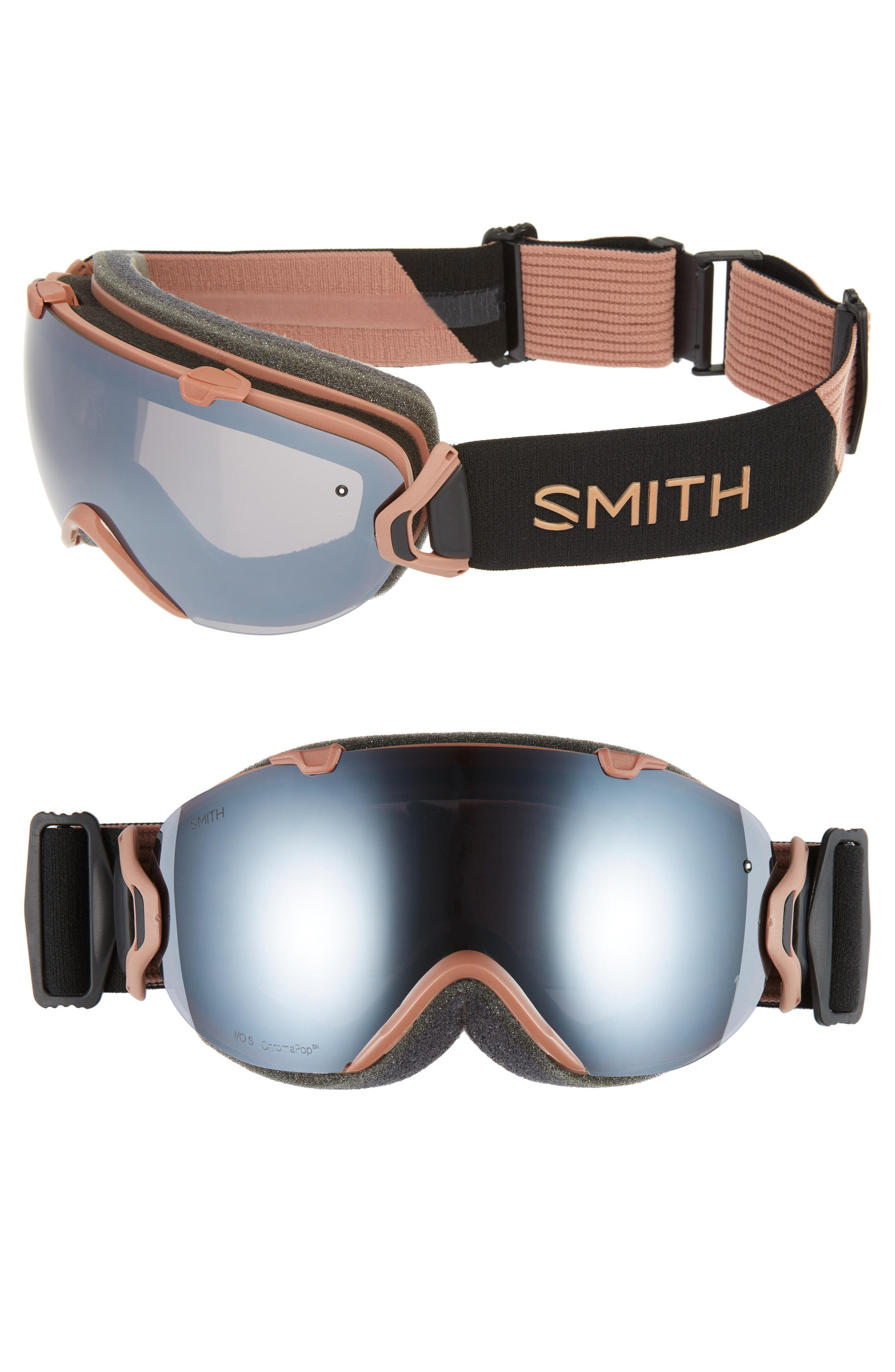 20fbbf549b Lyst - Smith I os Special Fit 190mm Chromapop Snow Goggles