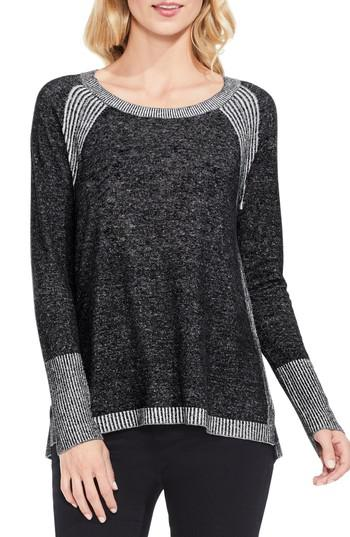 Vince contrast ribbed sweater Cheap Best Wholesale Clearance Genuine Sale Very Cheap Ix27z4i