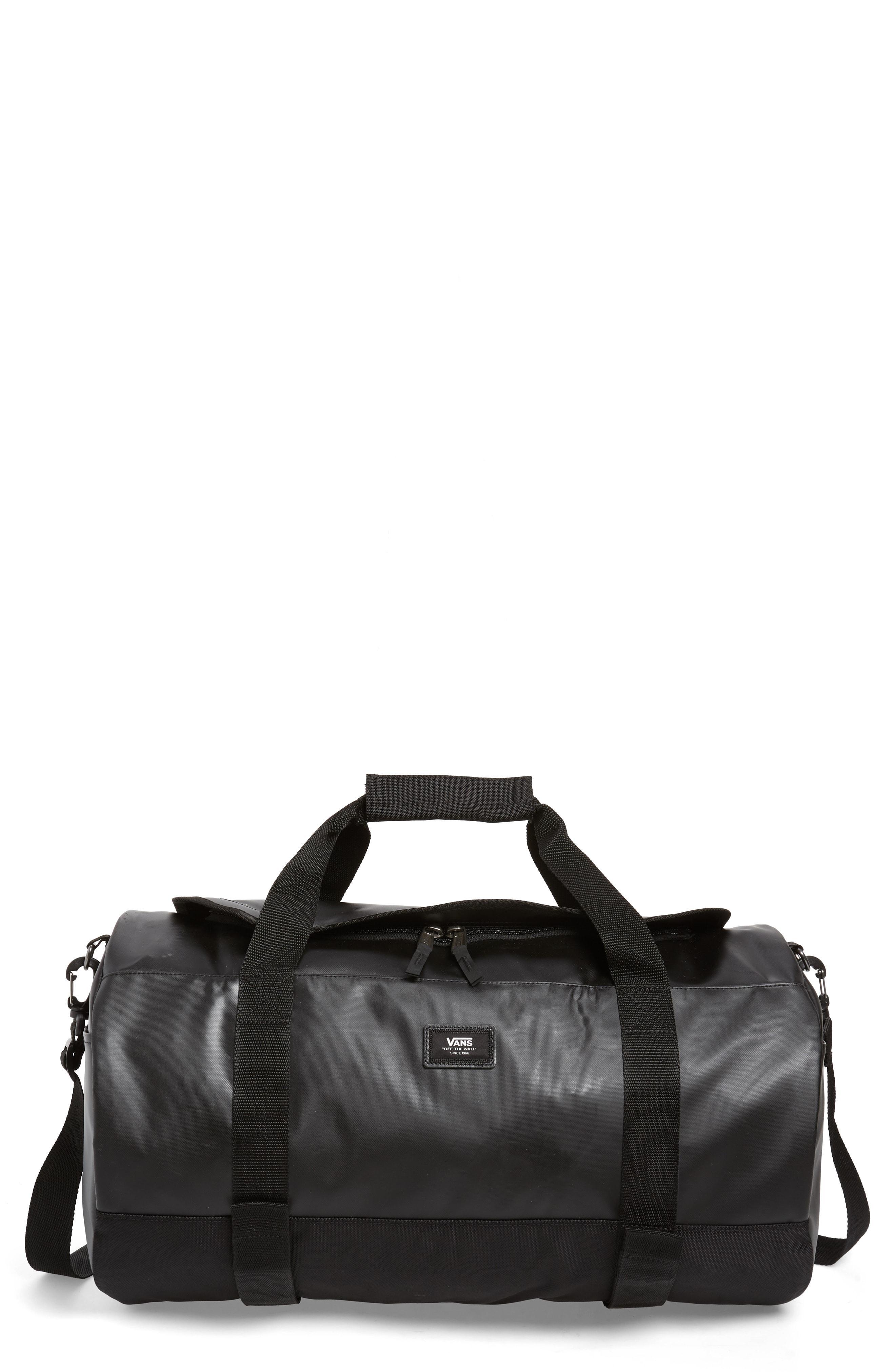 cd69eb9747 Lyst - Vans Grind Skate Water Resistant Duffel Bag - in Black for Men