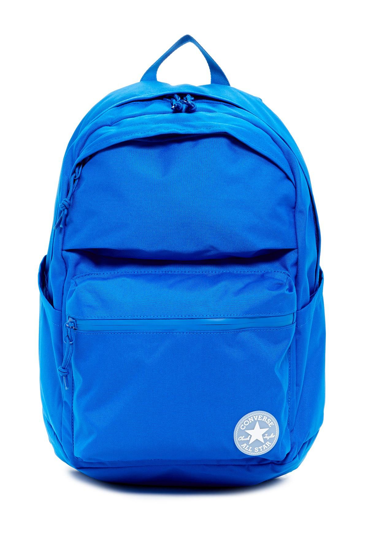 8e494a64a0 Lyst - Converse Chuck Plus Backpack in Blue for Men