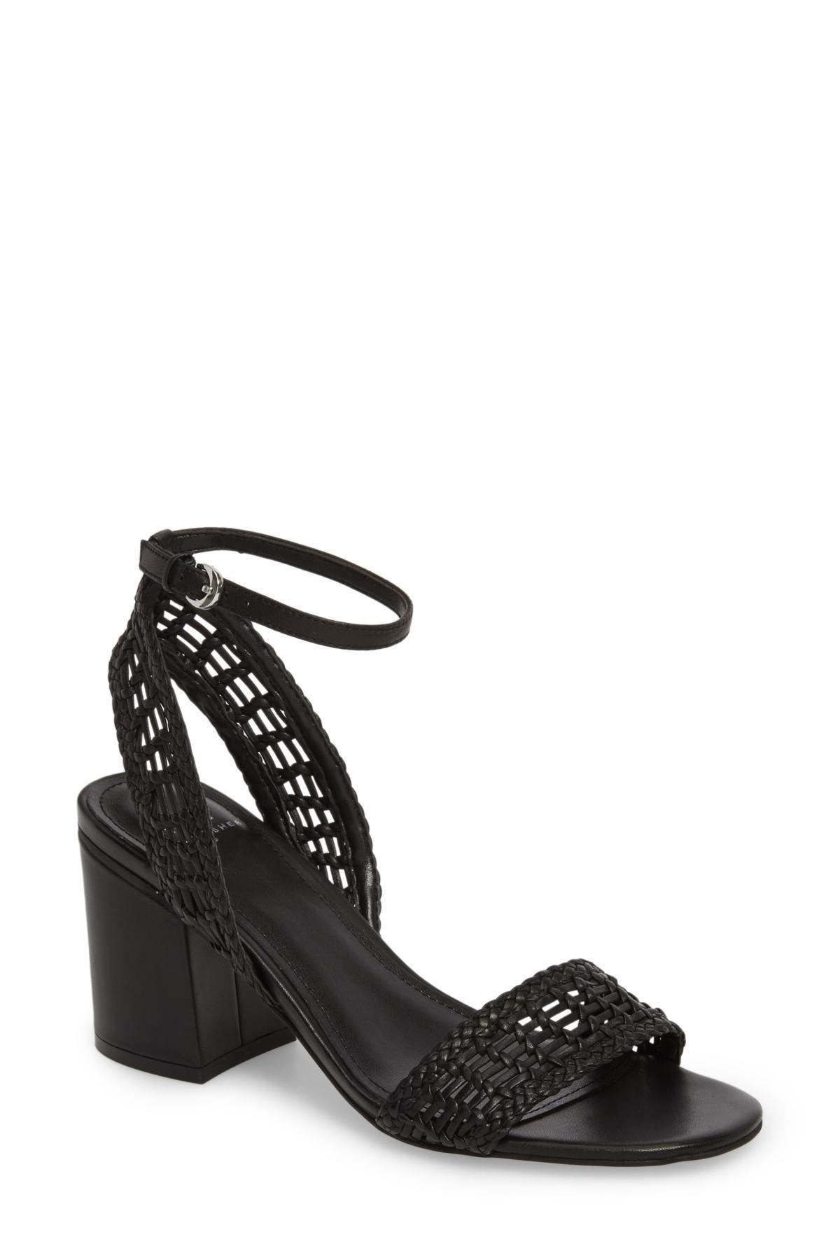 399b165f4f4 Marc Fisher Amere Ankle Strap Sandal (women) in Black - Lyst