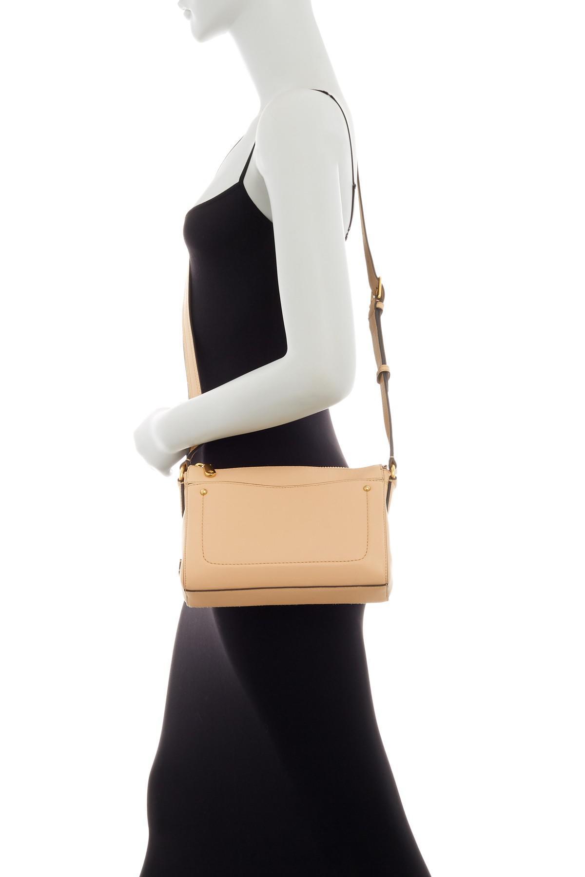 d5b98dd0d71 Cole Haan Esme Leather Crossbody Bag - Lyst