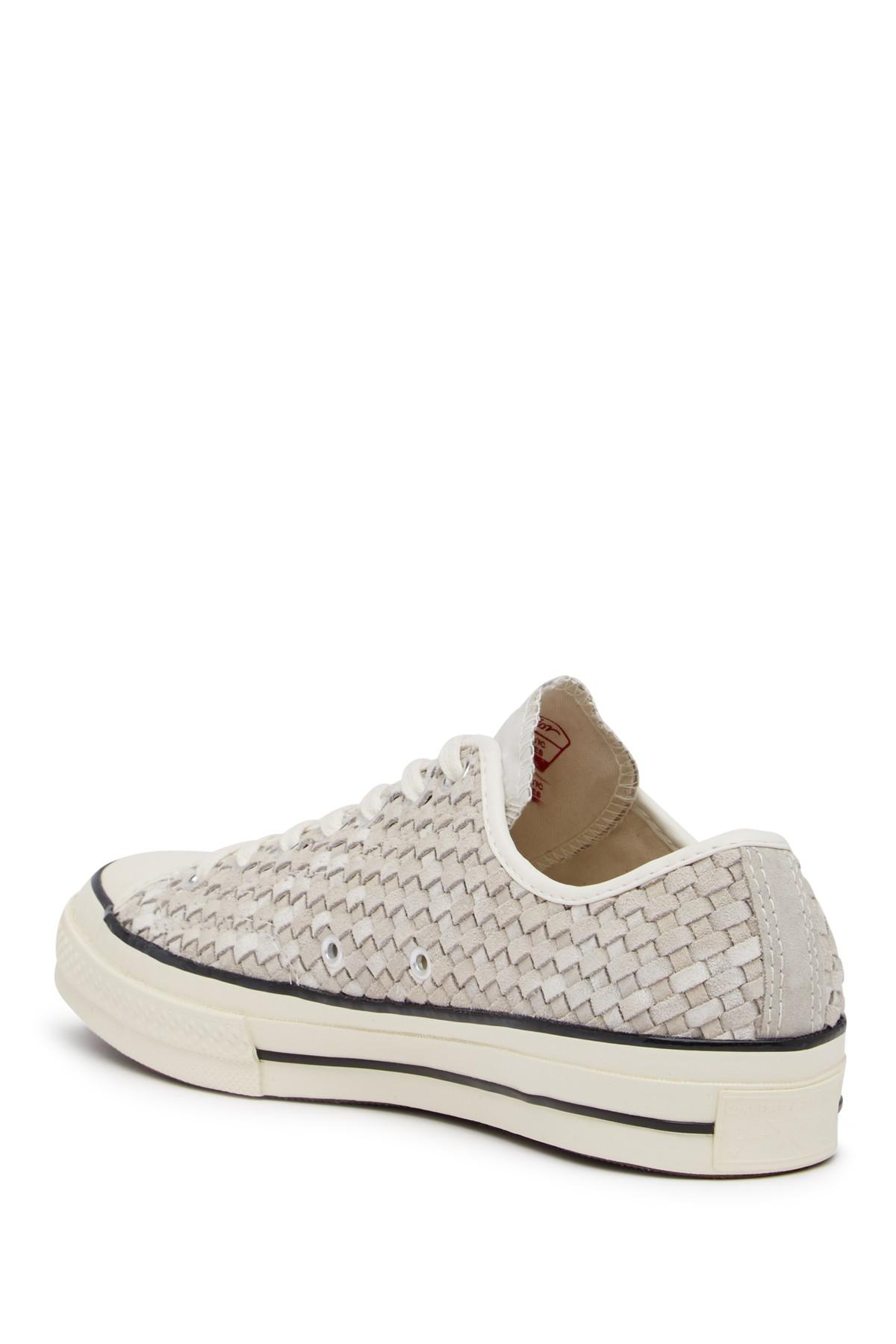 Converse Chuck Taylor All Star 70s Oxford Sneaker (Unisex) SeX5Yyyp