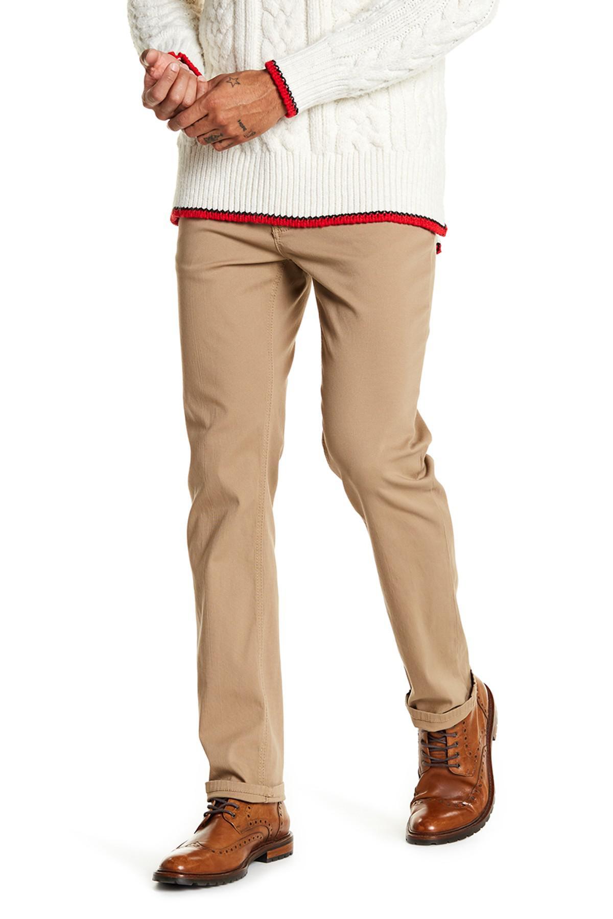 Lyst English Laundry Classic Cavas Pants For Men