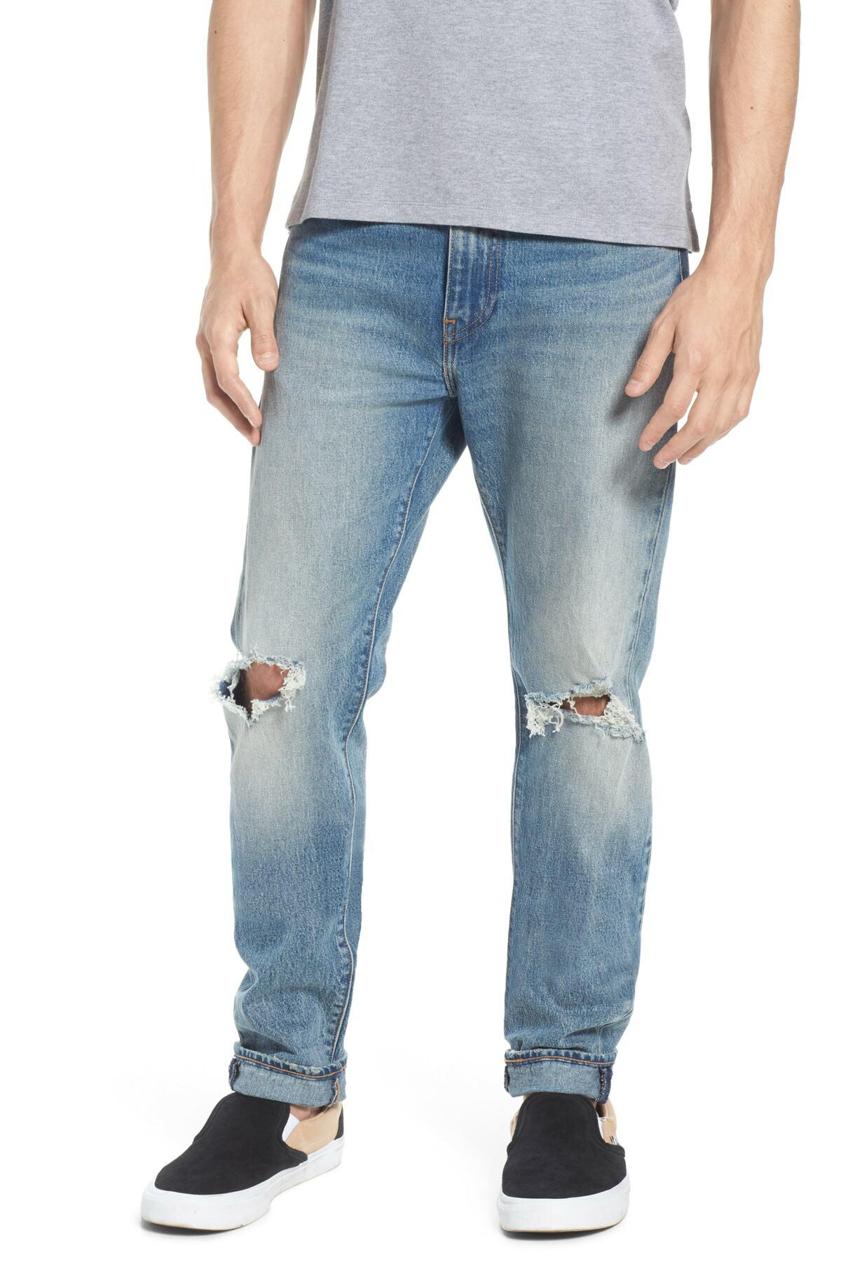 2756228c219 Lyst - Levi's (r) 510(tm) Skinny Fit Jeans (simoom Dx) in Blue for Men
