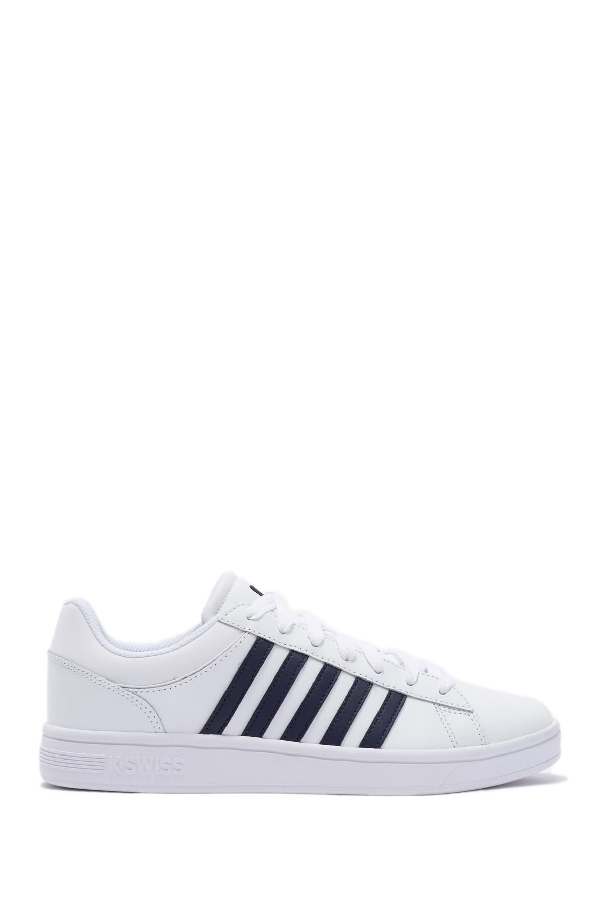 d42674f498a3 ... White Court Winston Sneaker for Men - Lyst. View fullscreen