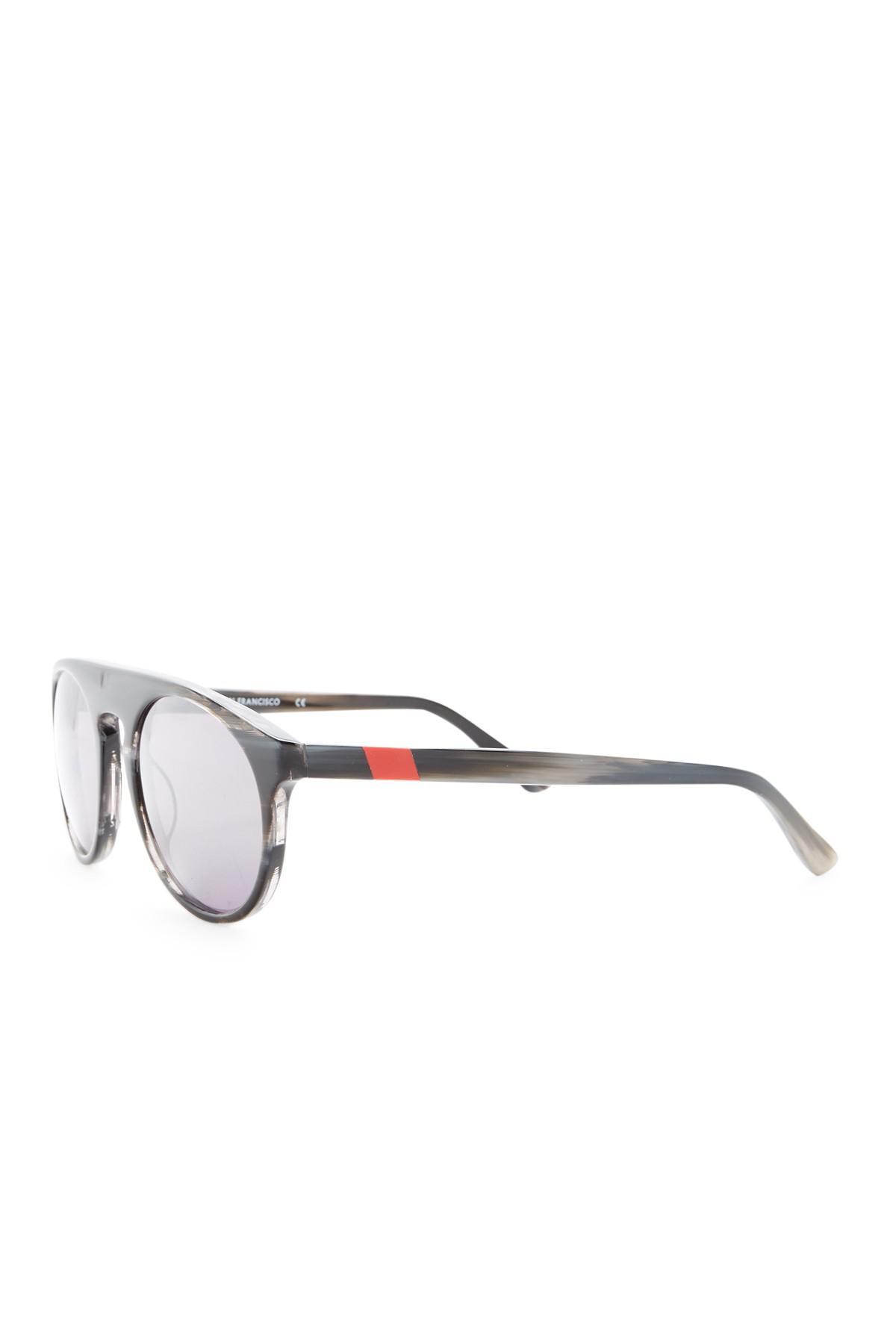 2aec7f69c5 Westward Leaning Atlas Oversized Sunglasses - Lyst