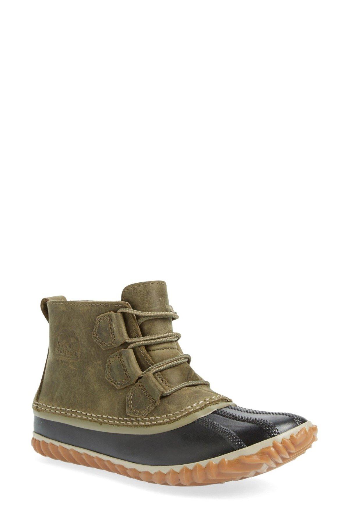 Lyst Sorel Out N About Waterproof Boot Women In Green