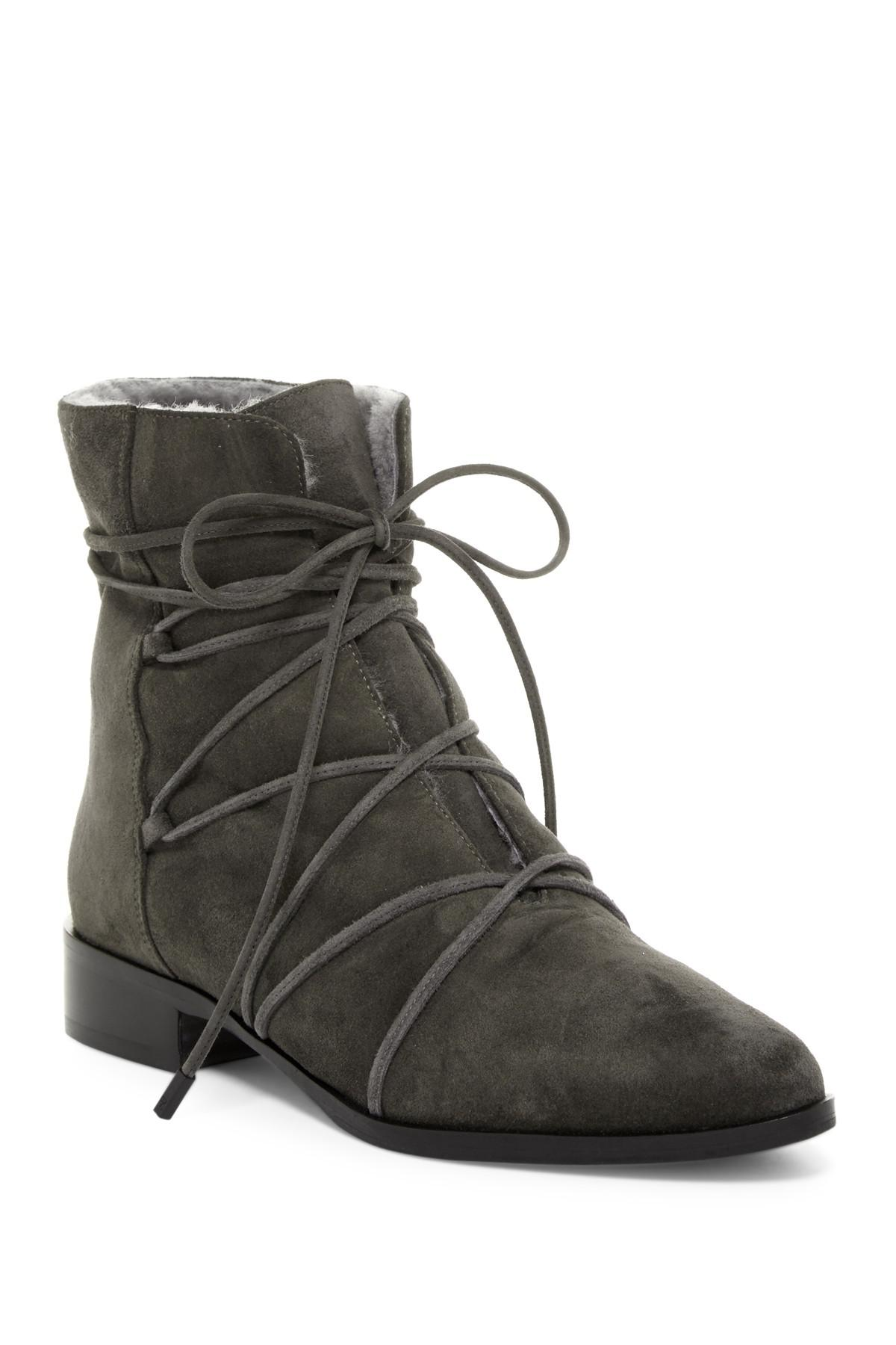 Diane von Furstenberg Shearling Lined Ankle Boots for cheap for sale cheap big sale classic cheap price sale excellent pay with paypal online kxS1IX