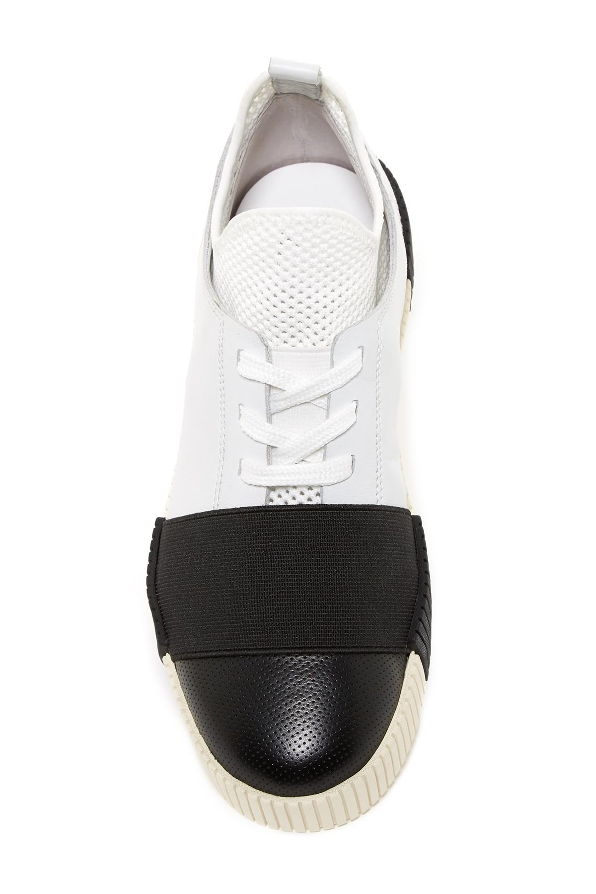 b6bcb6a77ce Lyst - Marc Fisher Ryley Platform Sneaker (women) in White