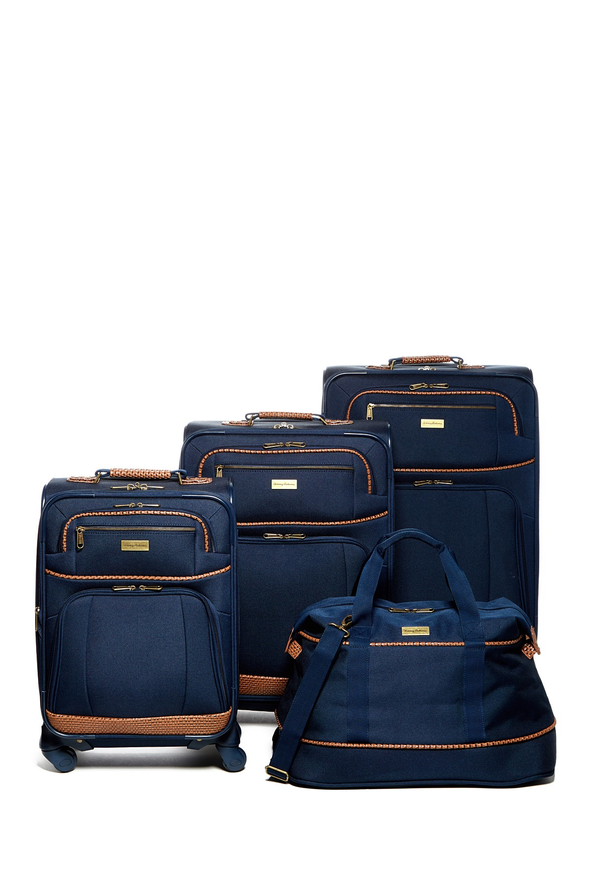 Lyst Tommy Bahama Mojito 4 Piece Luggage Set In Blue
