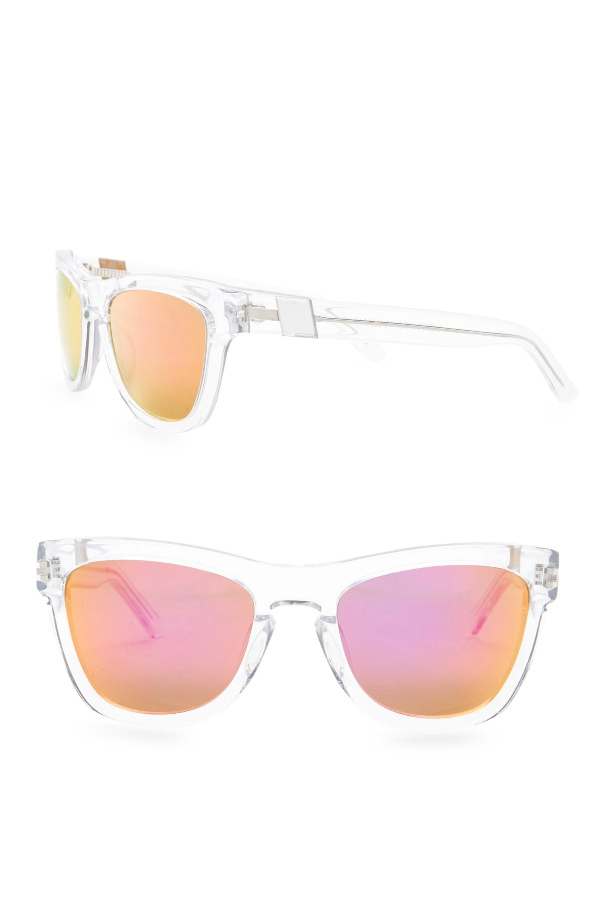 f580cb4982 Westward Leaning. Women s Pink Pioneer Oversized Sunglasses.  185  56 From Nordstrom  Rack