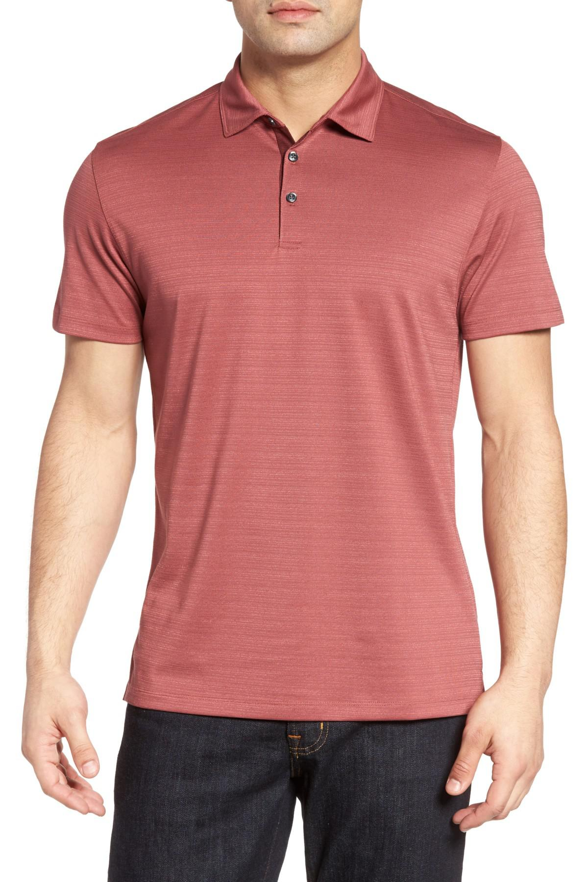 f009695f9 Lyst - Robert Barakett Walsh Polo in Pink for Men