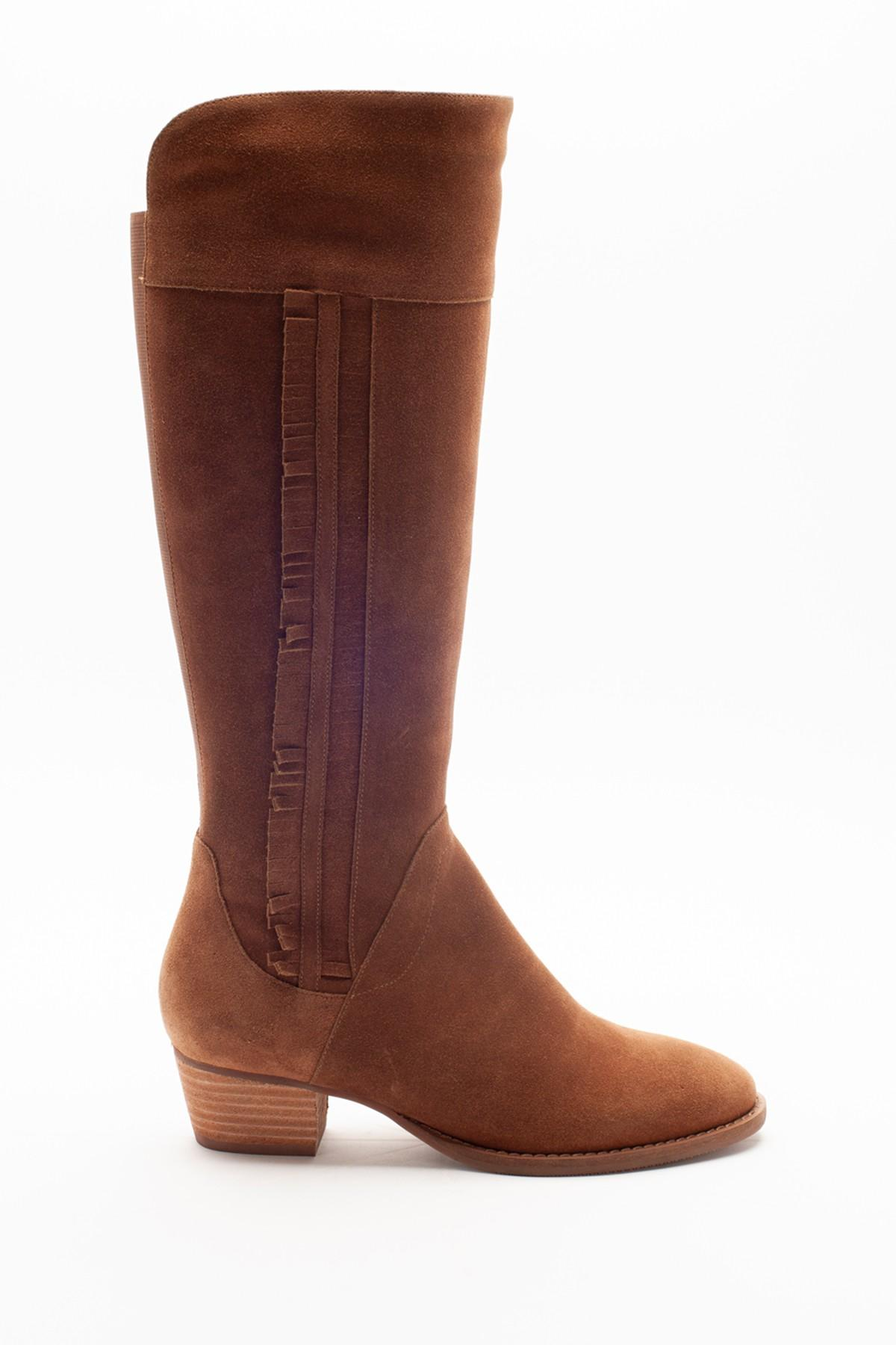 4df816694328 Lyst - Blondo Nestle Waterproof Knee High Boot (women) in Brown ...