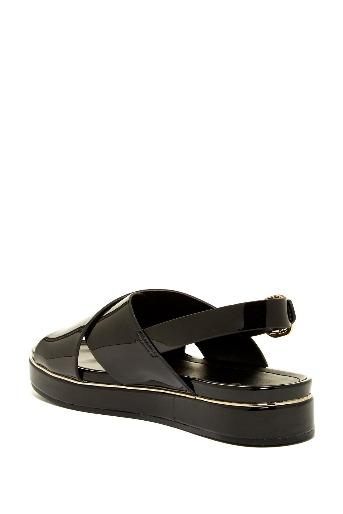 6853b365104c Lyst - ALDO Glaros Sandal in Black