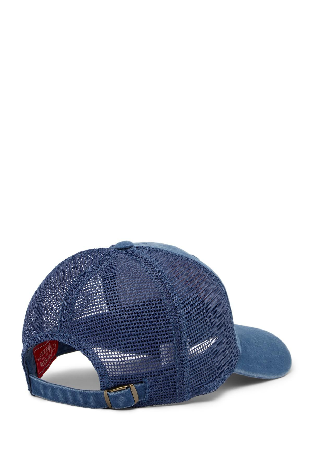 83fdab2894a3d1 American Needle Philadelphia Phillies Raglan Bones Mesh Baseball Cap ...