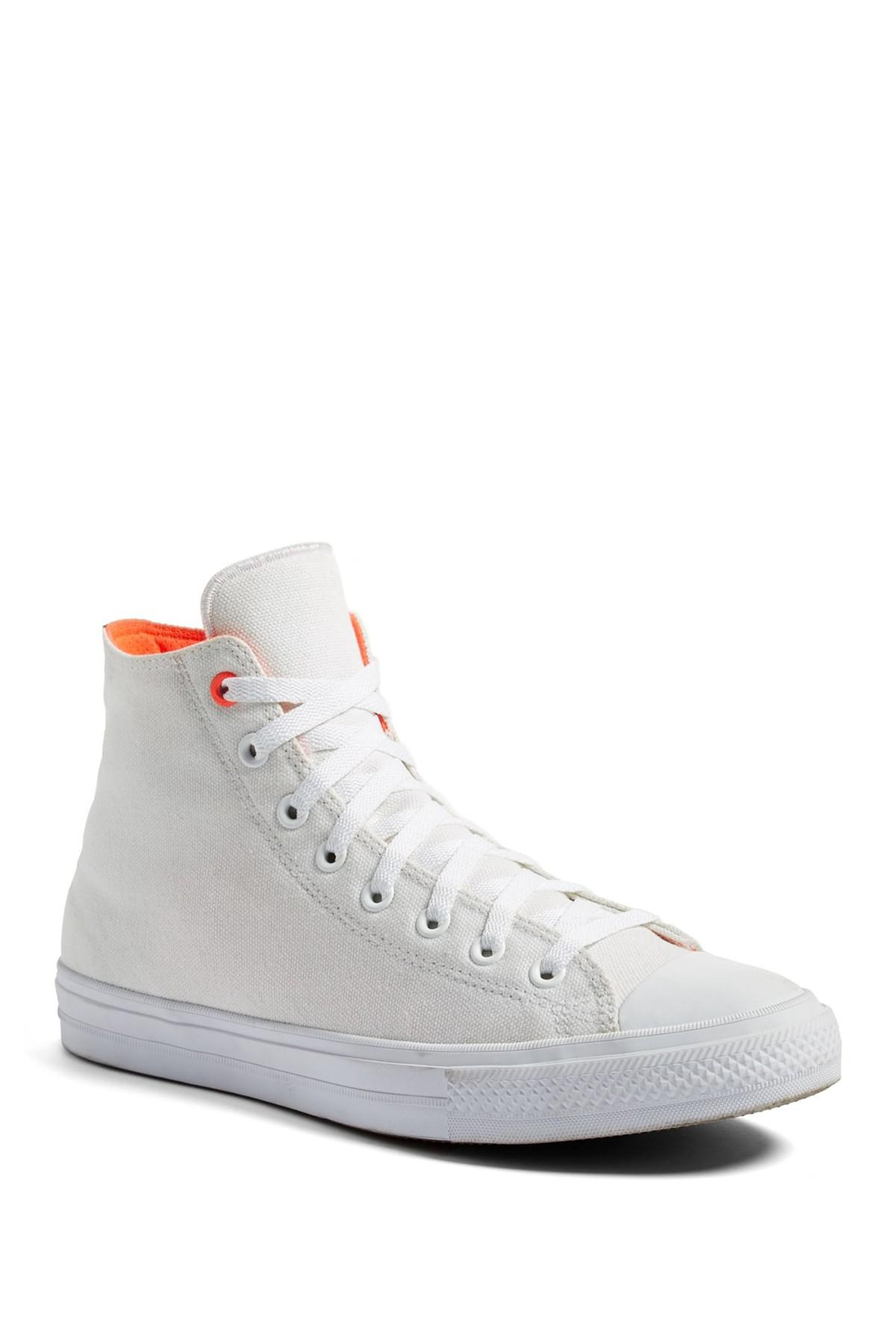 94af74fd9399 Lyst - Converse Chuck Taylor All Star Ii Shield Water Repellent High ...