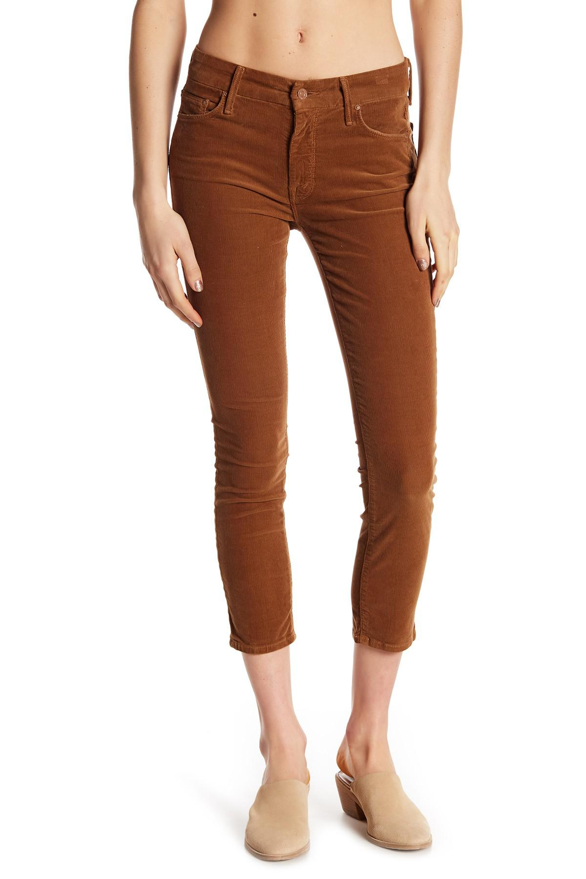 Mother Mid-Rise The Looker Prep Scoop Skinny Pants Cheap Sale With Mastercard aLHjBUJ