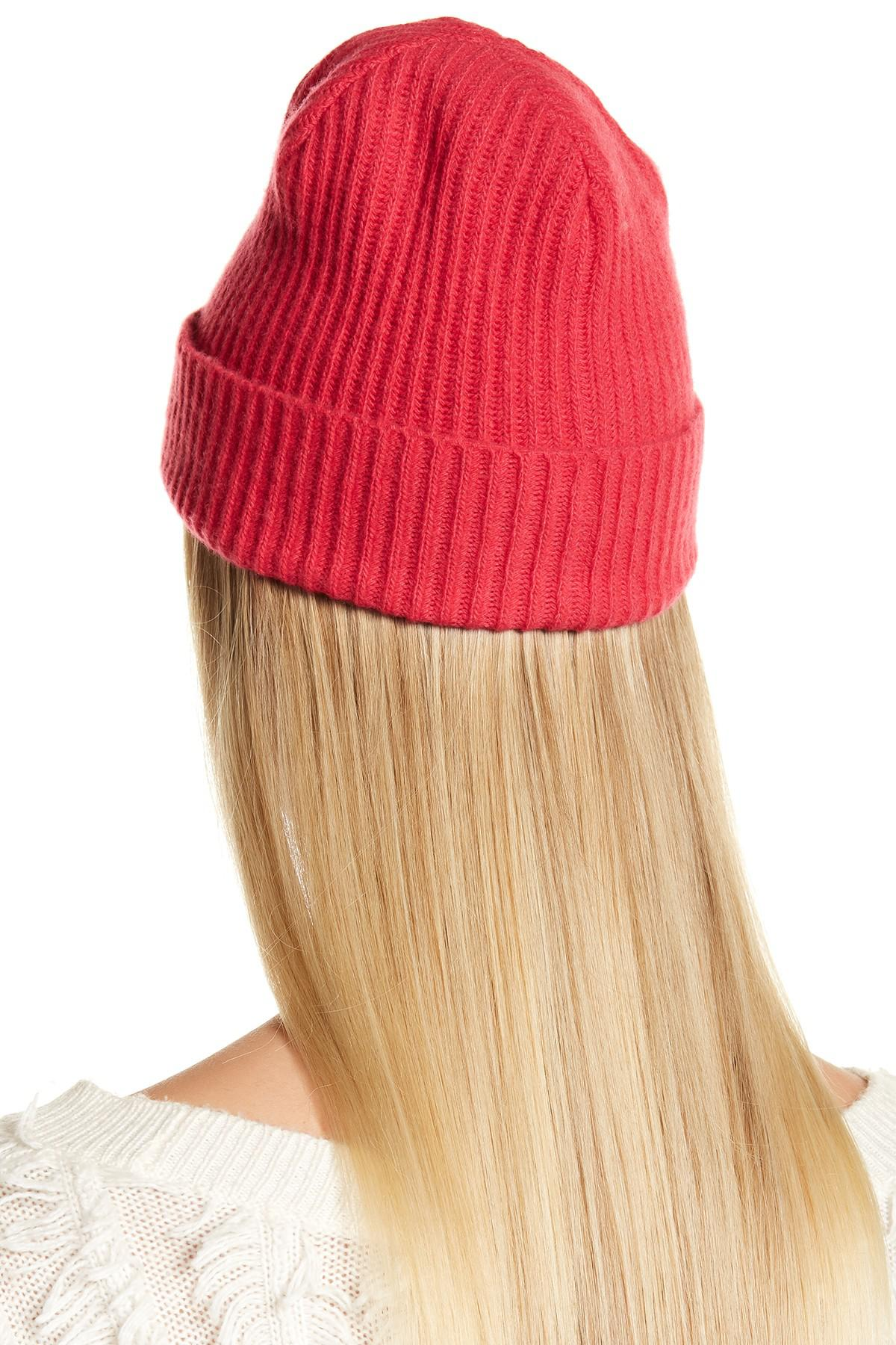 951b9c13246 Gallery. Previously sold at  Nordstrom Rack · Women s Cashmere Beanies ...
