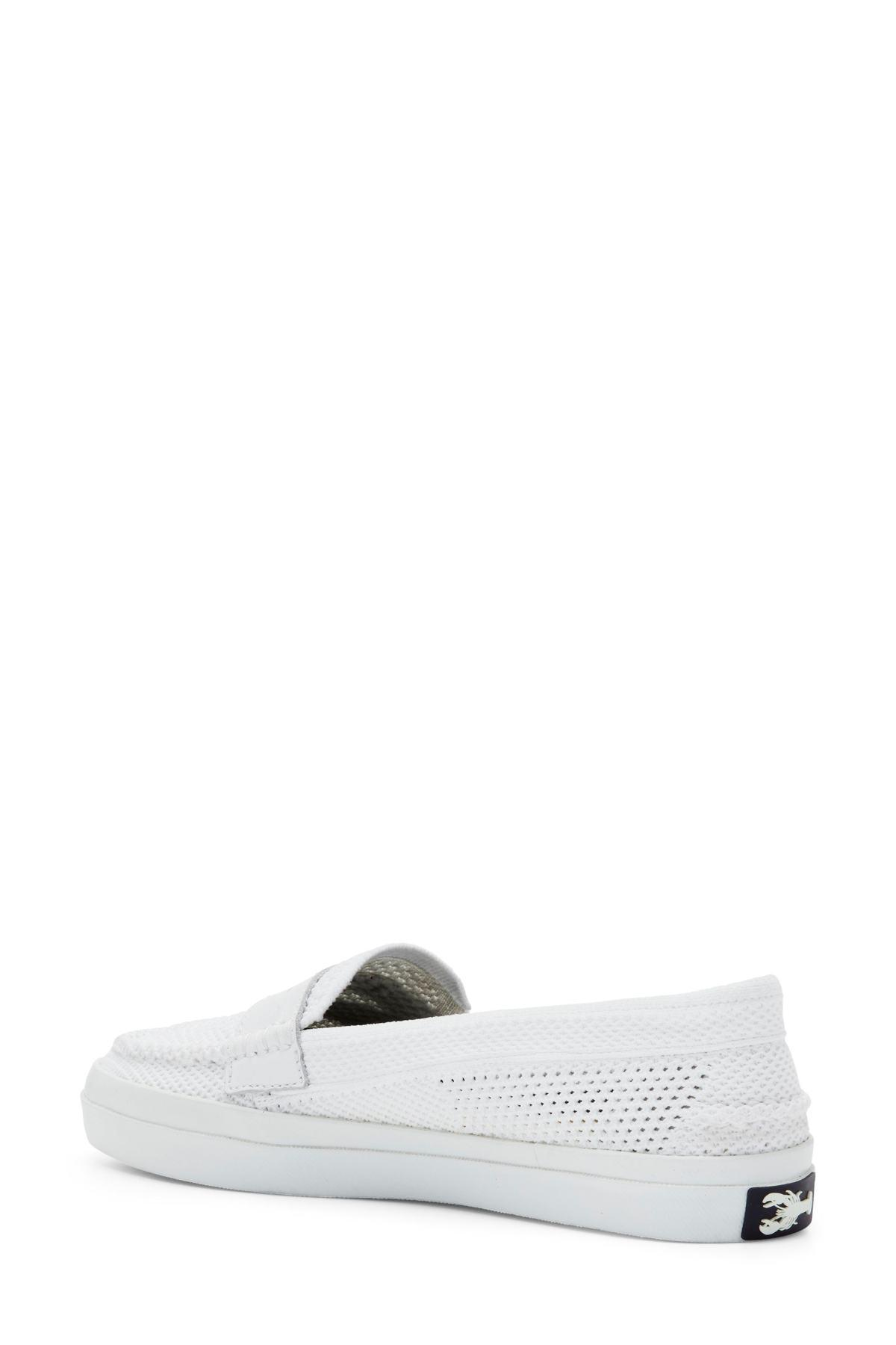4614242ded3 Lyst - Cole Haan Pinch Stitchlite(tm) Loafer (women) in White