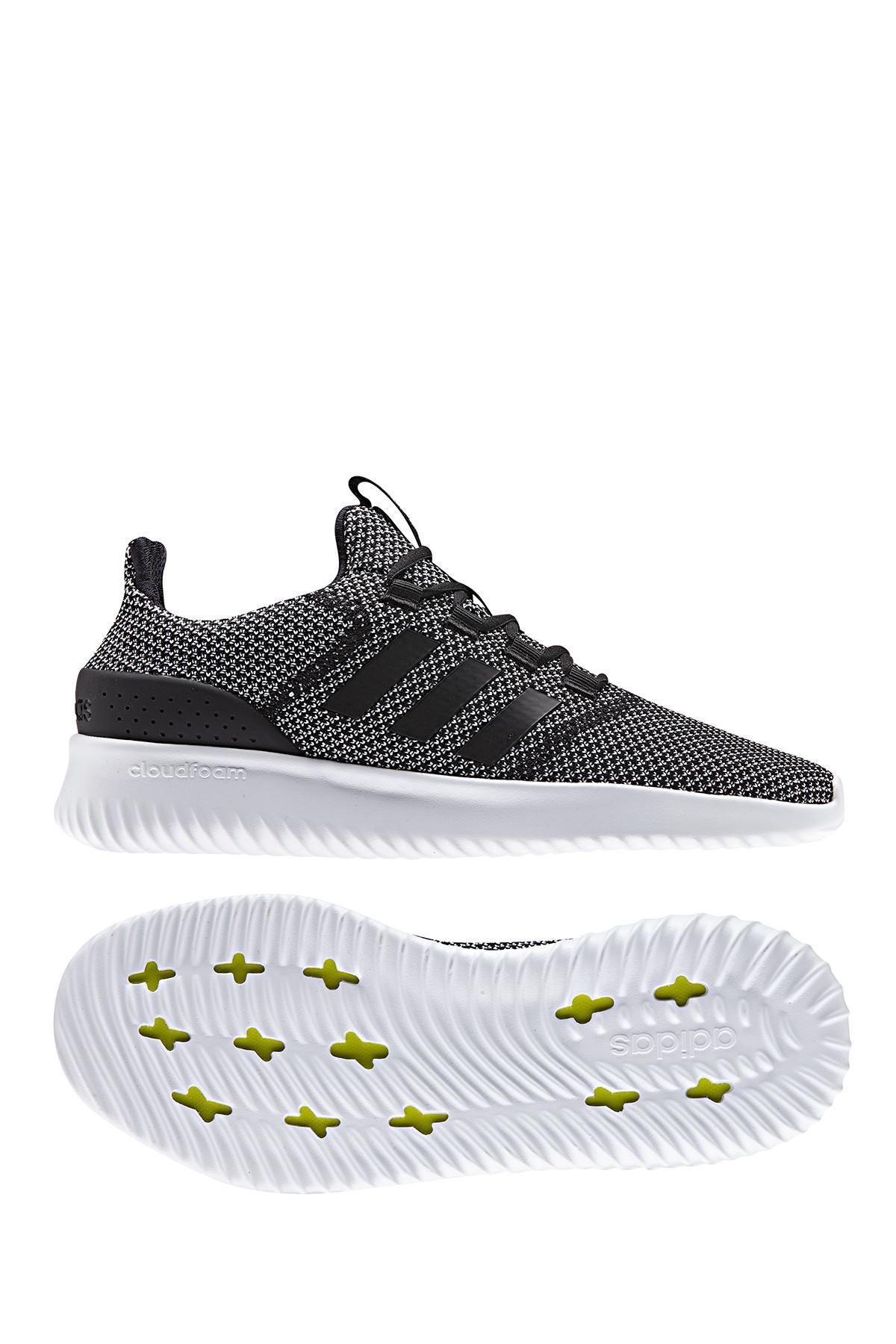 release date c92ed 408c5 Lyst - adidas Cloudfoam Ultimate Sneaker in Black for Men