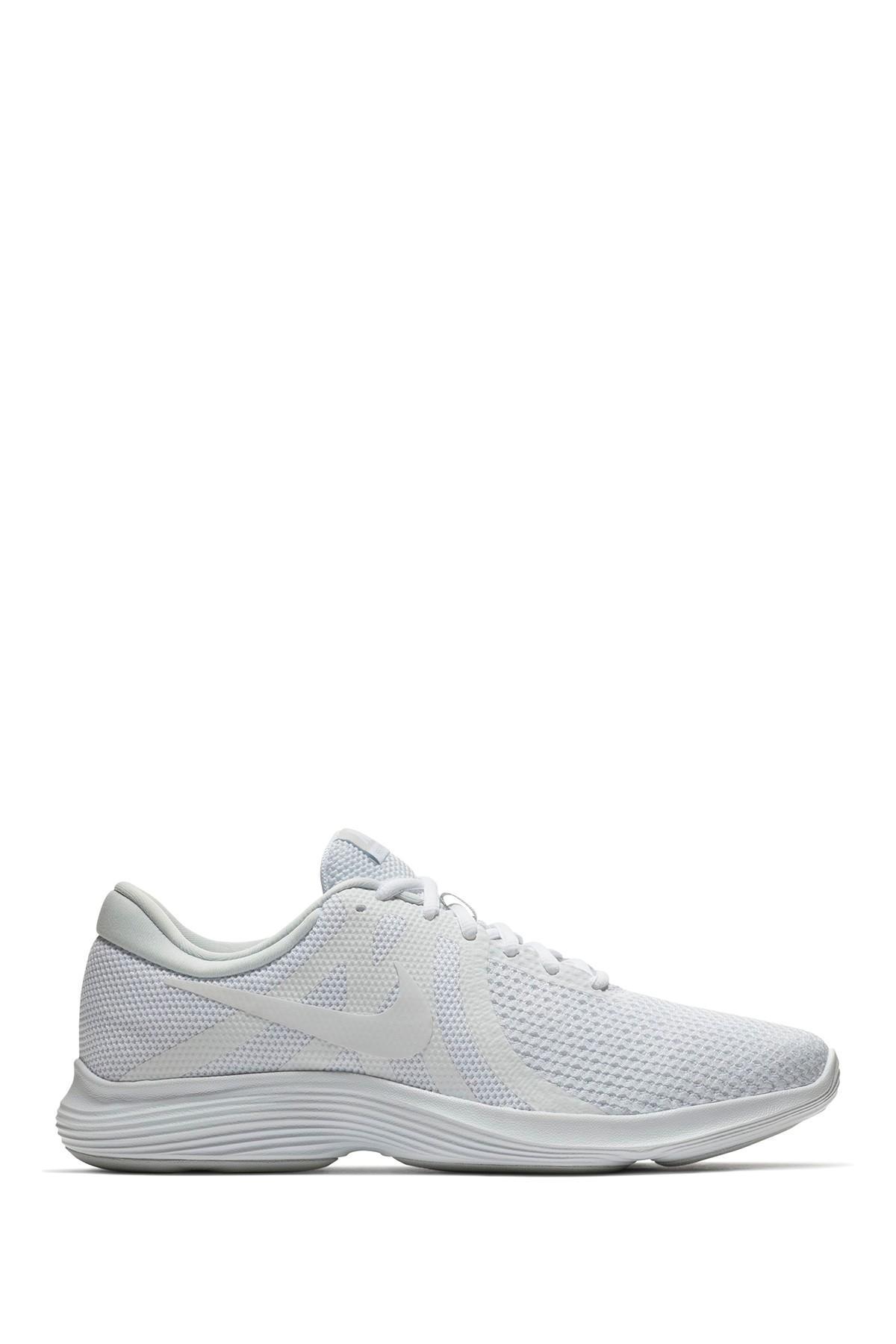 buy online 01abd 4d296 Nike - White Revolution 4 Sneaker for Men - Lyst. View fullscreen