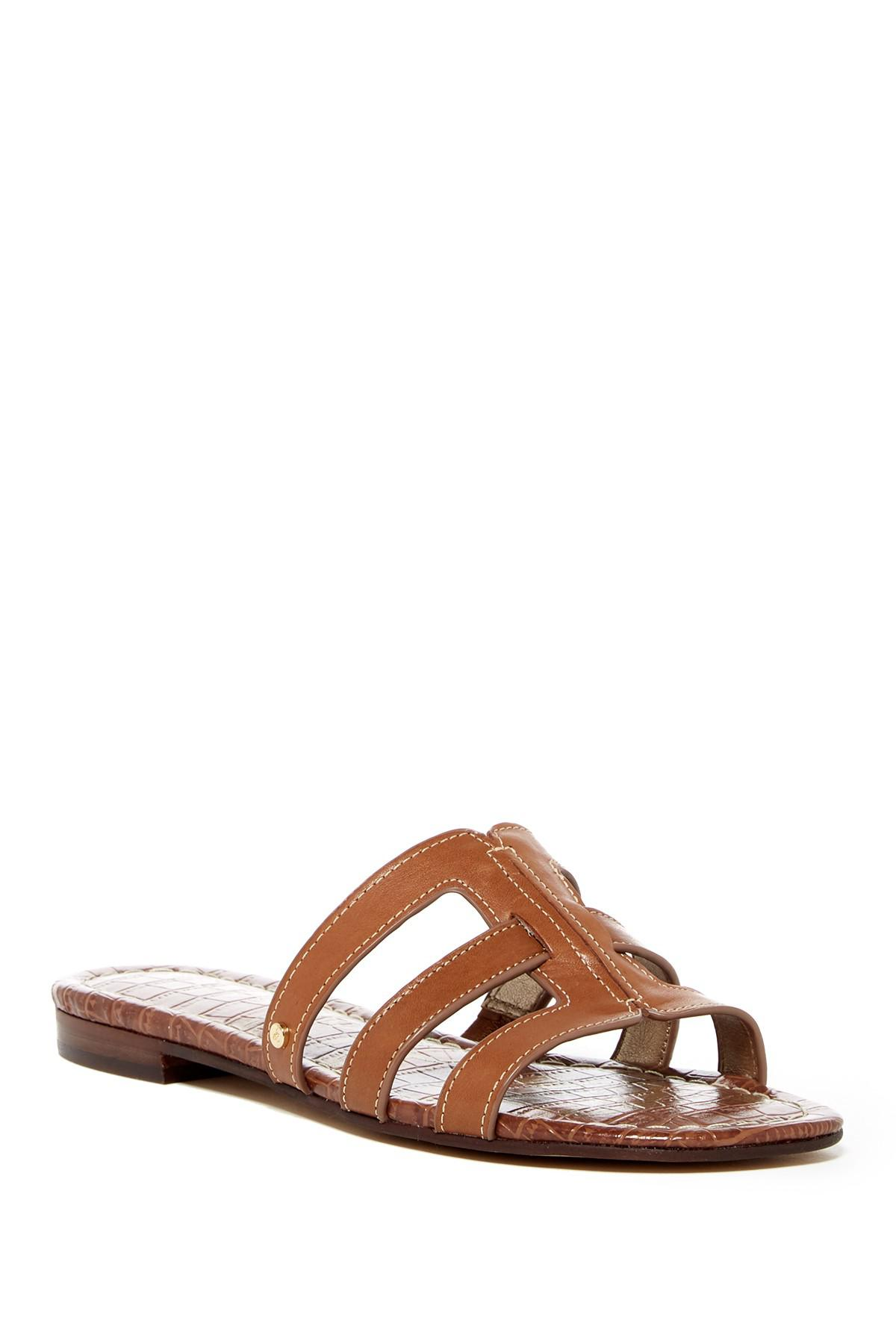 Sam Edelman. Women's Brown Berit Slide Sandals