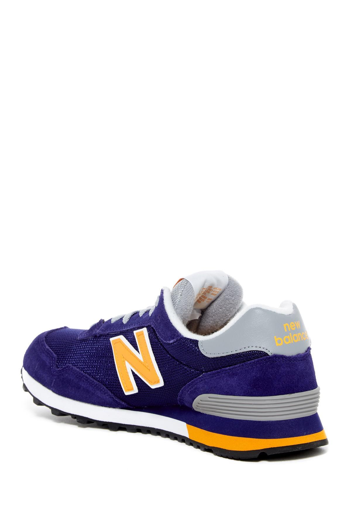 New Balance 515 Retro Athletic Sneaker N5u6rT