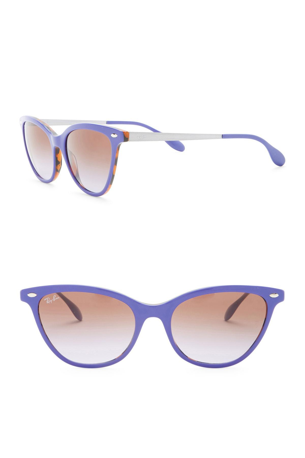 eca566d43c700 Ray-Ban. Women s 54mm Cat Eye Sunglasses