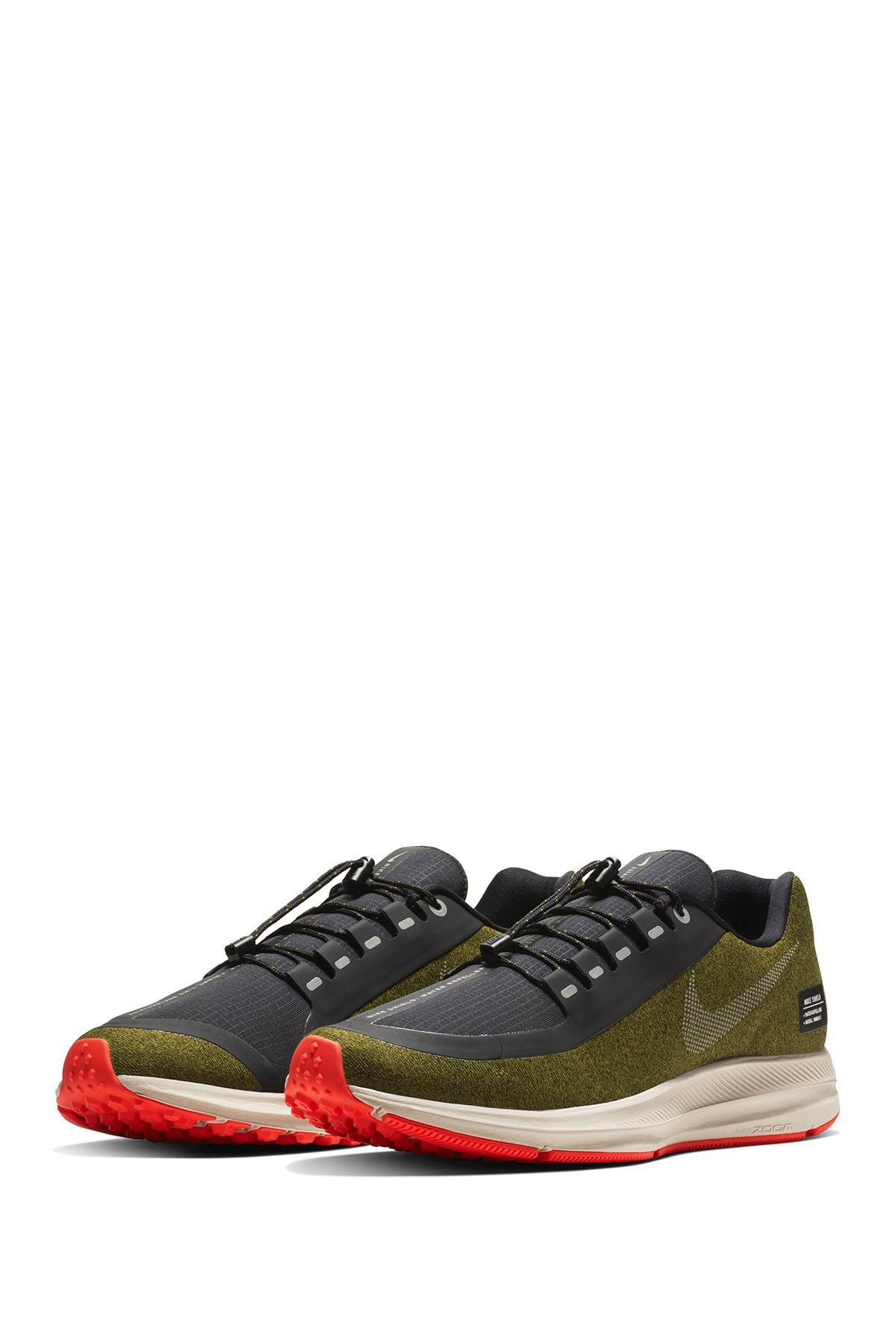 2aad8898b8bb Nike - Multicolor Zoom Winflo 5 Shield Lightweight Running Shoe for Men -  Lyst. View fullscreen