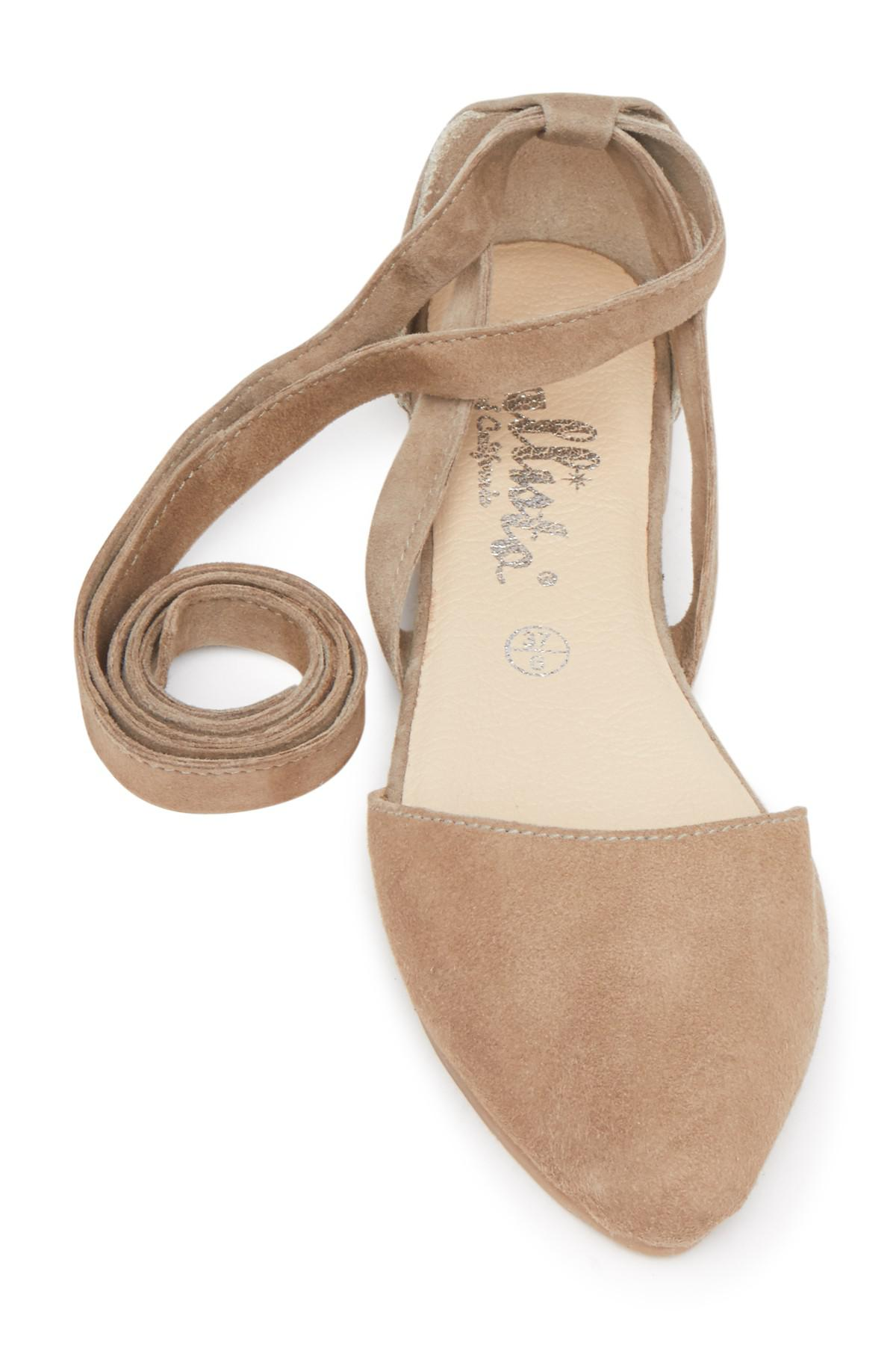 06152548705 Gallery. Previously sold at  Nordstrom Rack · Women s Lace Up Flats
