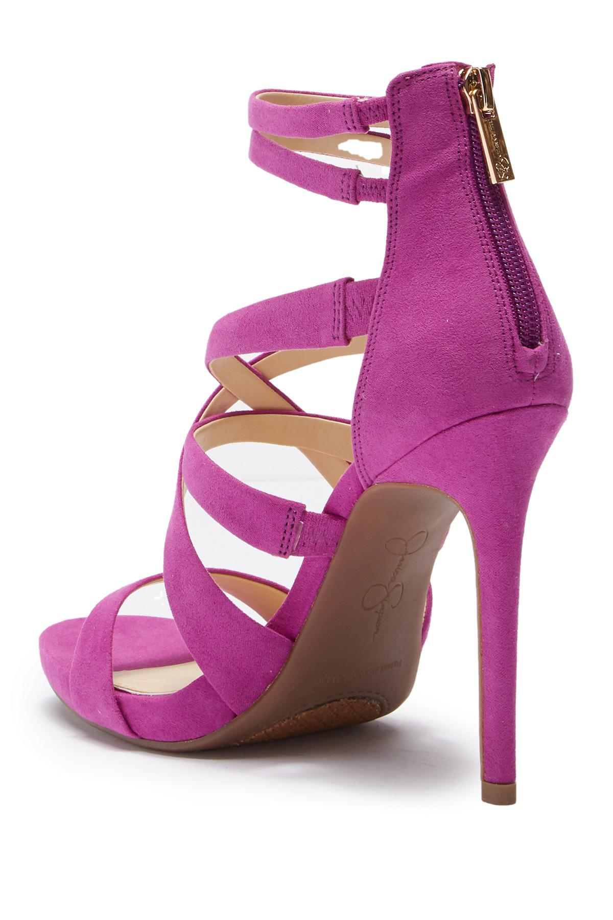 9115f15bf925 Jessica Simpson - Multicolor Rayomi Pump - Lyst. View fullscreen
