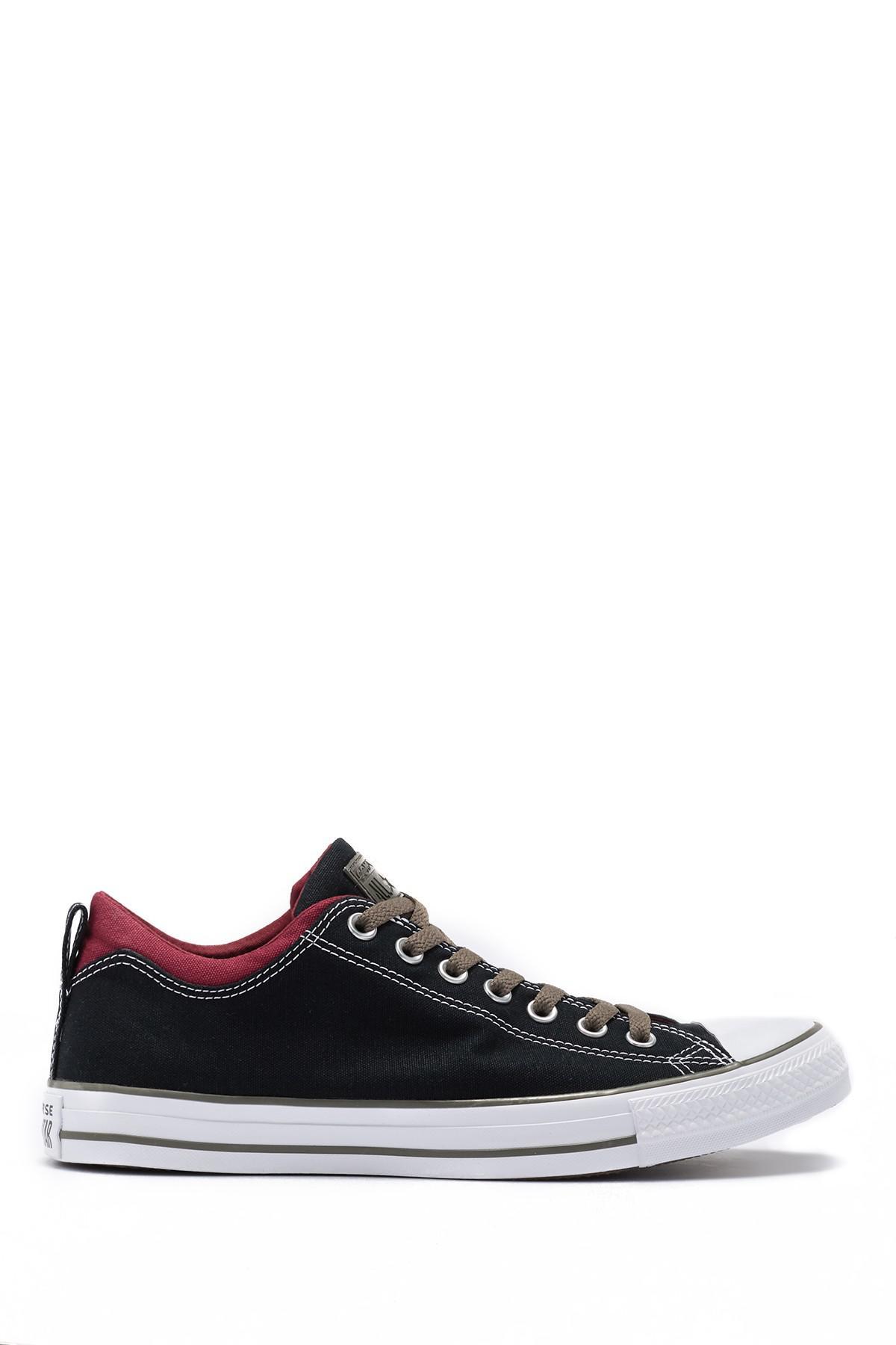 ed47f8933a26 Lyst - Converse Dual Collar Sneaker (unisex) in Black for Men