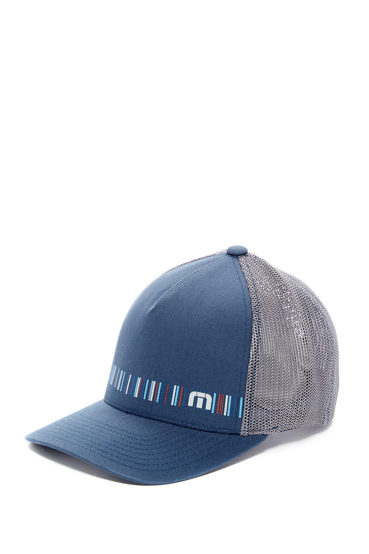 2727b9d1d9d Lyst - Travis Mathew Peck Hat in Blue for Men
