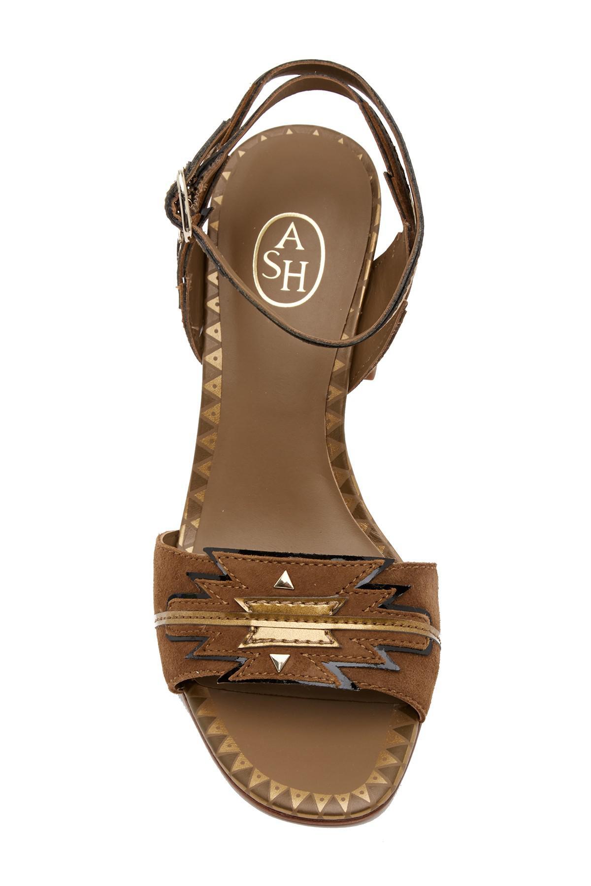 Ash Queen Geo Applique Sandal TMmby9lZRA