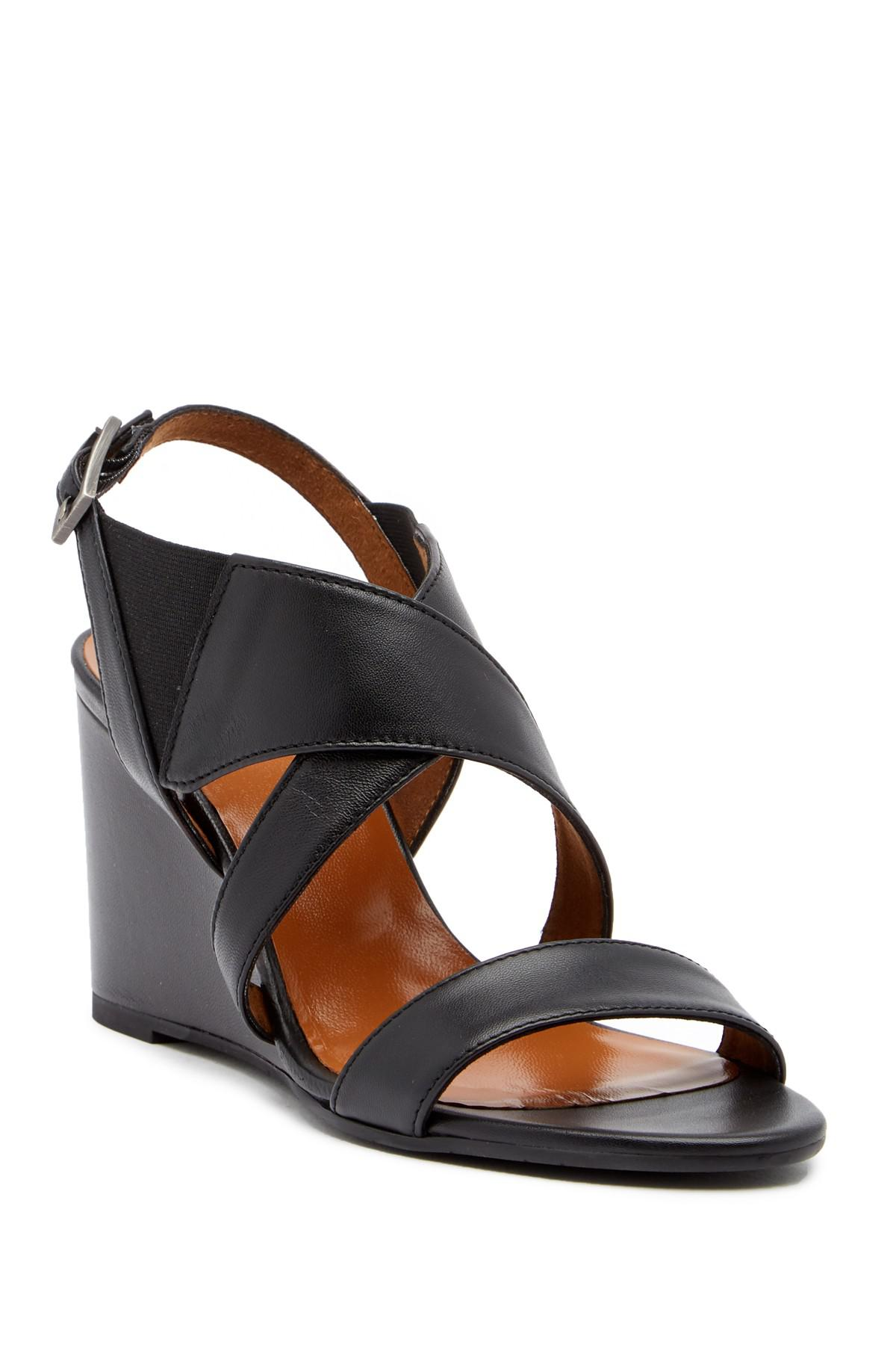 Aquatalia Nikki Slingback Wedge Sandal VRY8YTXs