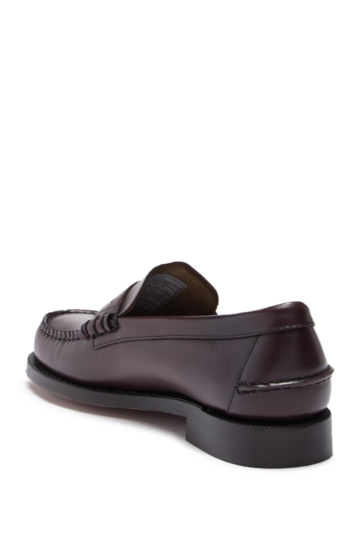 Lyst - Sebago Classic Penny Loafer in Brown for Men