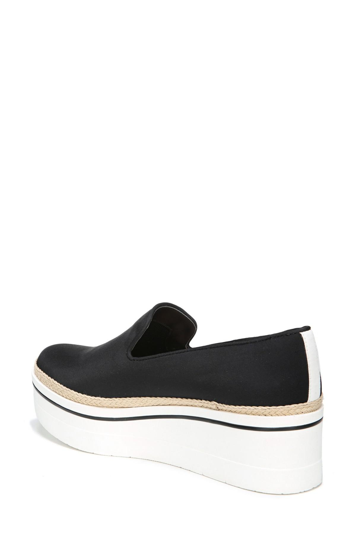 142aea48346 Dr. Scholls - Black Leota Platform Slip-on Shoe - Lyst. View fullscreen