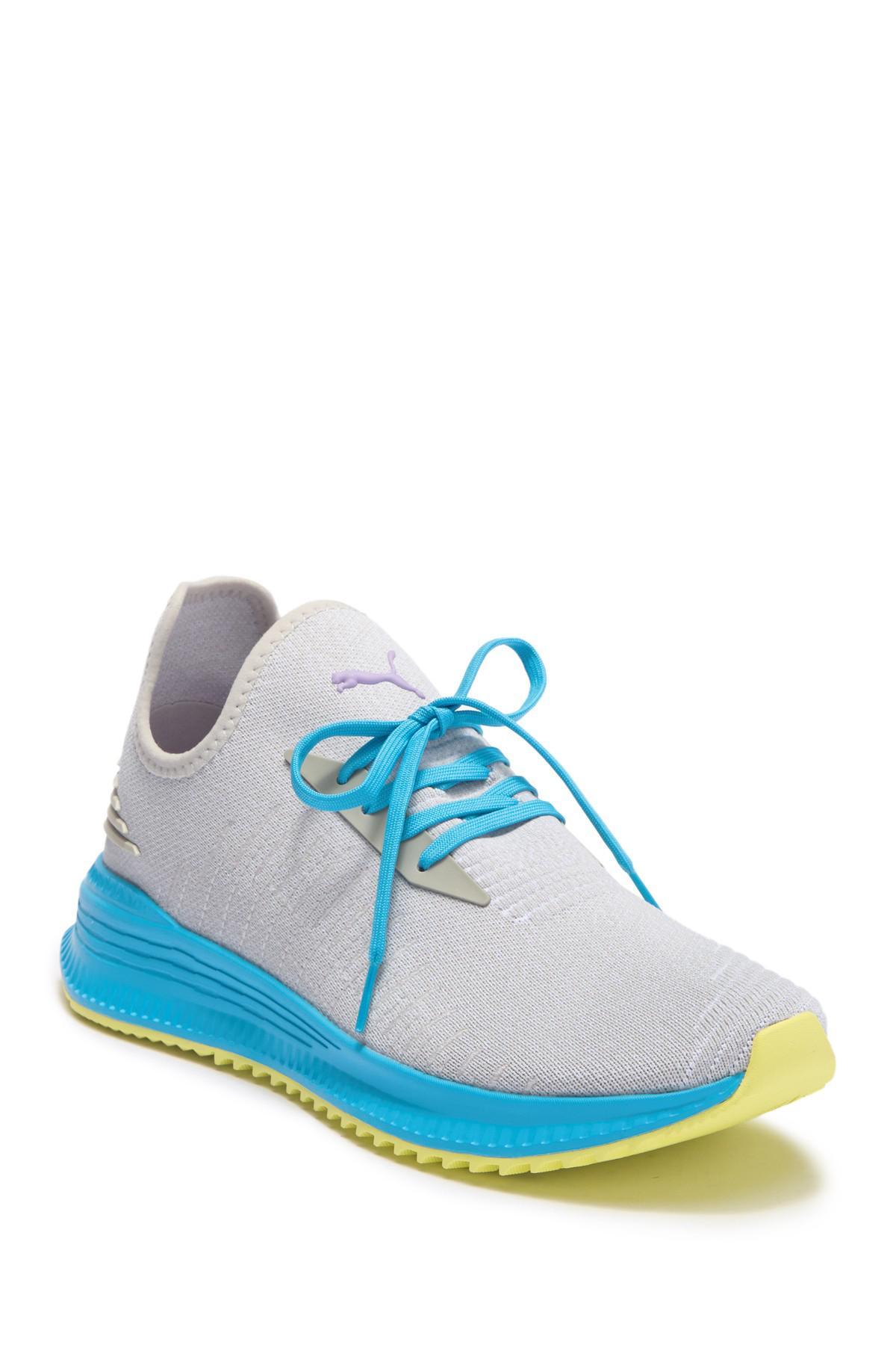 ce48a805e44 Lyst - PUMA Avid Evoknit Msp Sneaker in Gray for Men